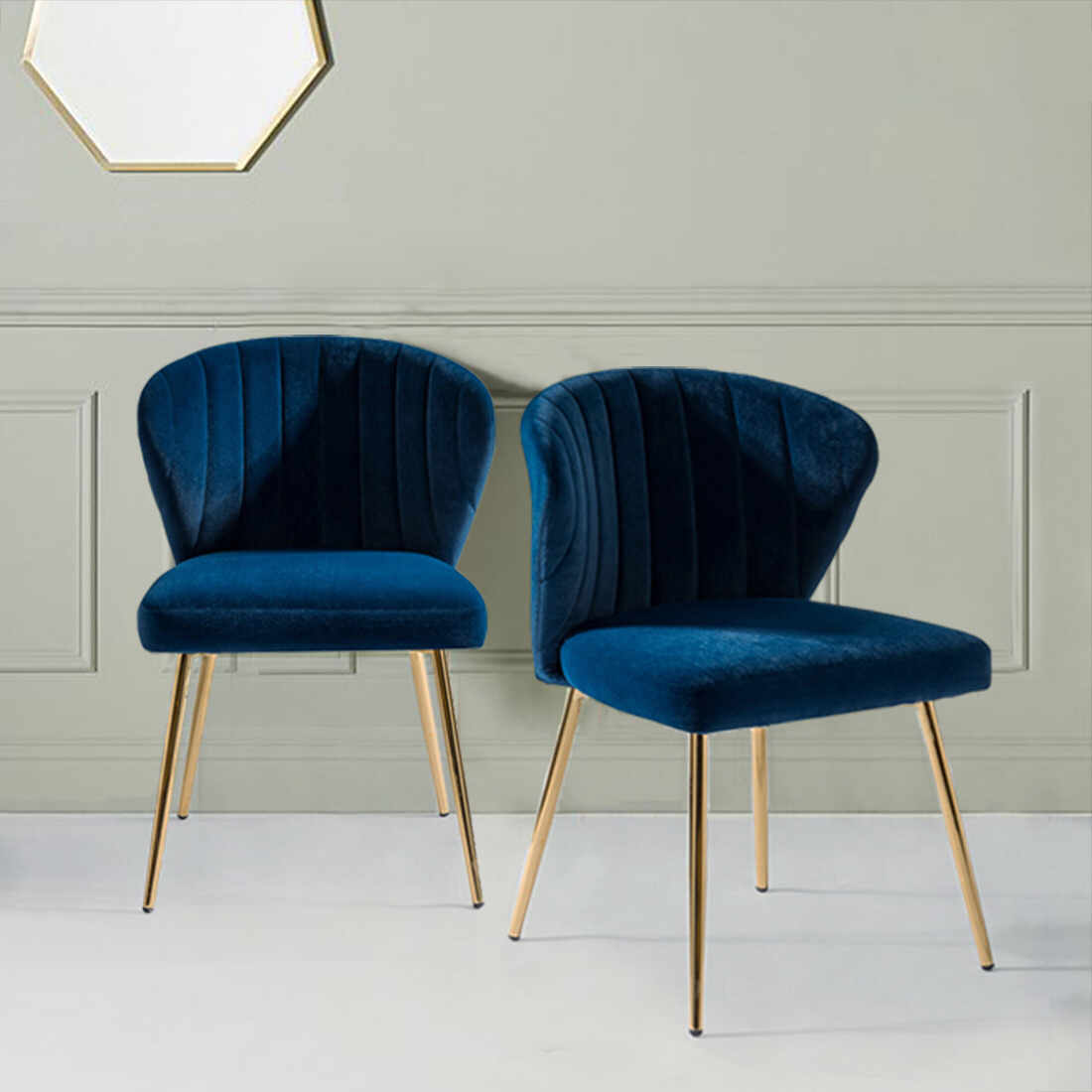 Featured Photo of Esmund Side Chairs (Set Of 2)