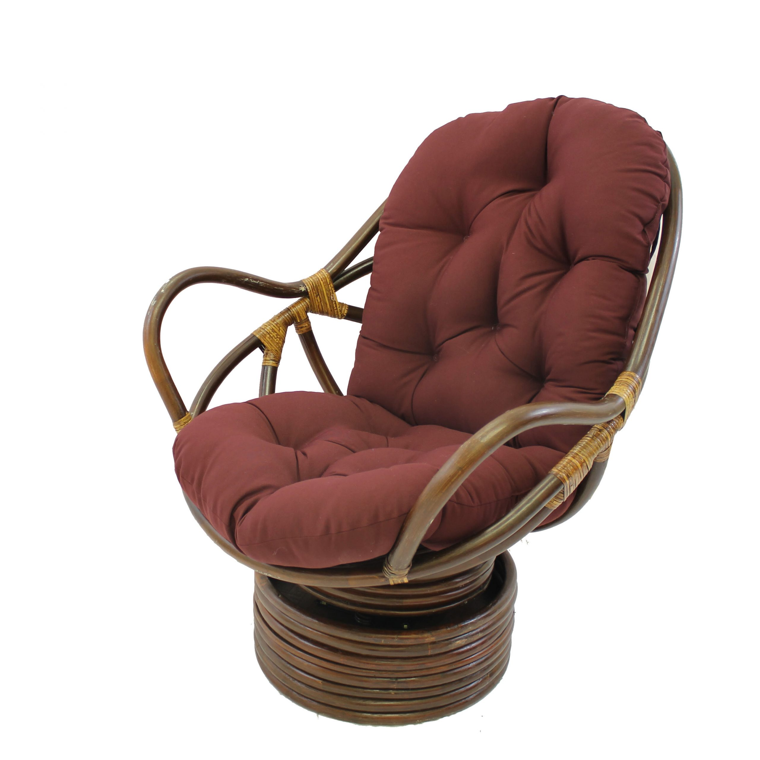 Current Orndorff Tufted Papasan Chairs Within Bocanegra Papasan Chair (View 9 of 20)