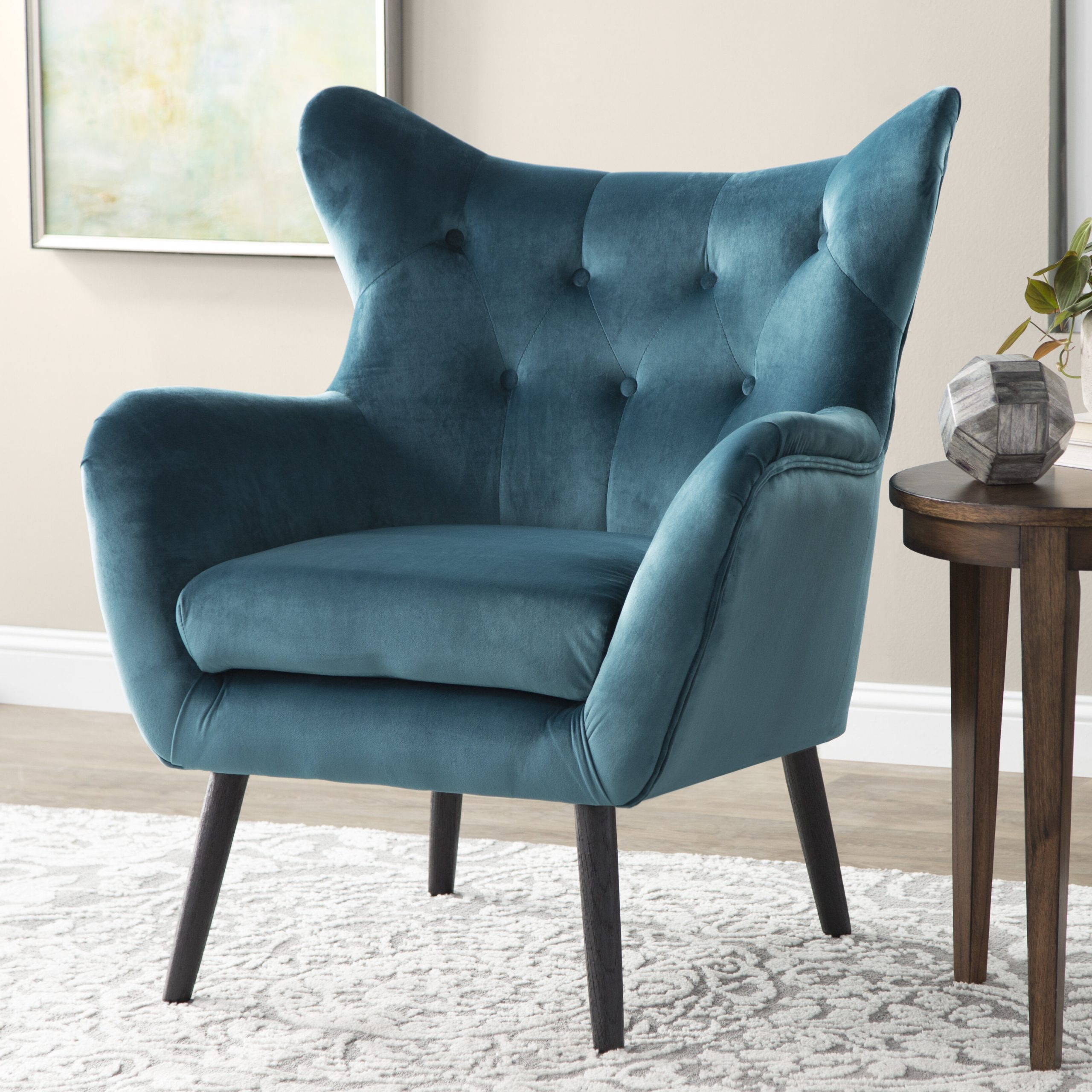 Featured Photo of Bouck Wingback Chairs