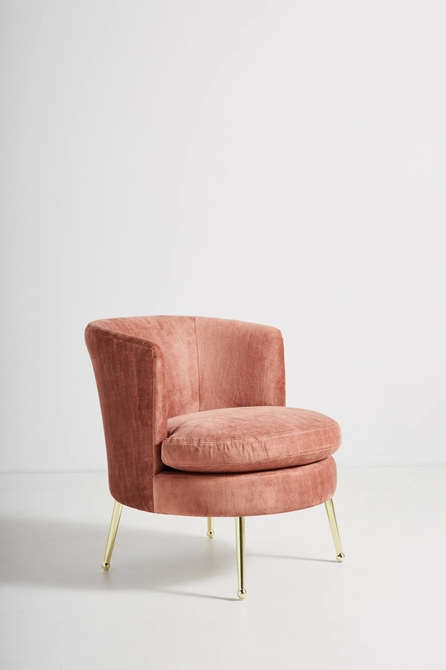 Cynthia Petite Accent Chair (View 9 of 20)