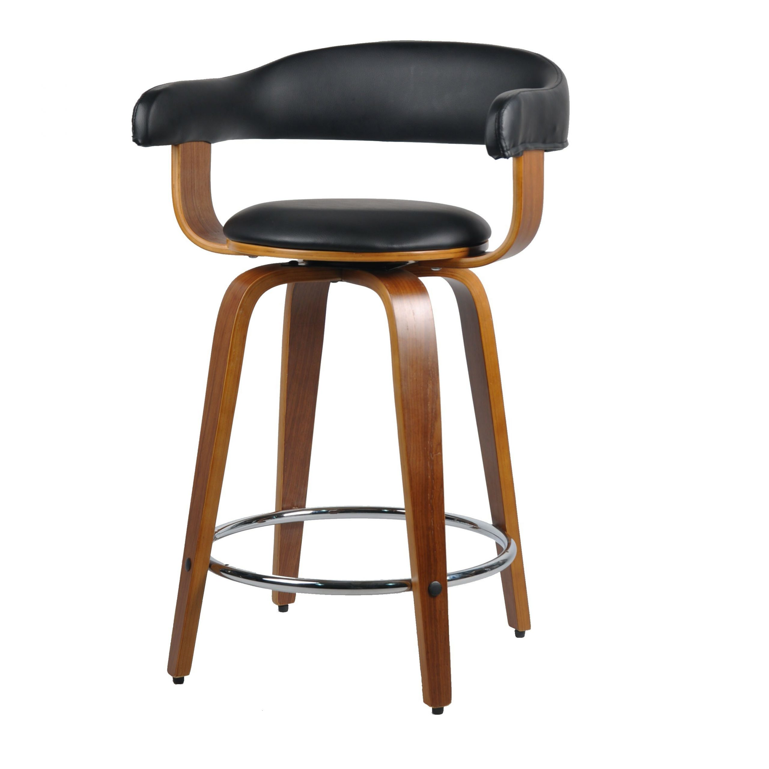 Dansby 61cm Swivel Bar Stool With Regard To Fashionable Ansby Barrel Chairs (View 8 of 20)