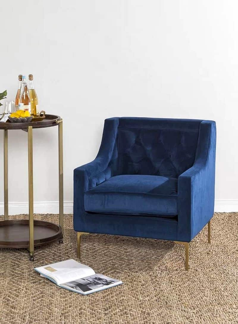 Décor Outline Pertaining To 2020 Saige Wingback Chairs (View 10 of 20)