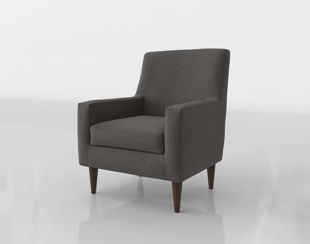 Donham Armchairs For Preferred 3d Wayfair Donham Armchair // Glancing Eye (View 10 of 20)