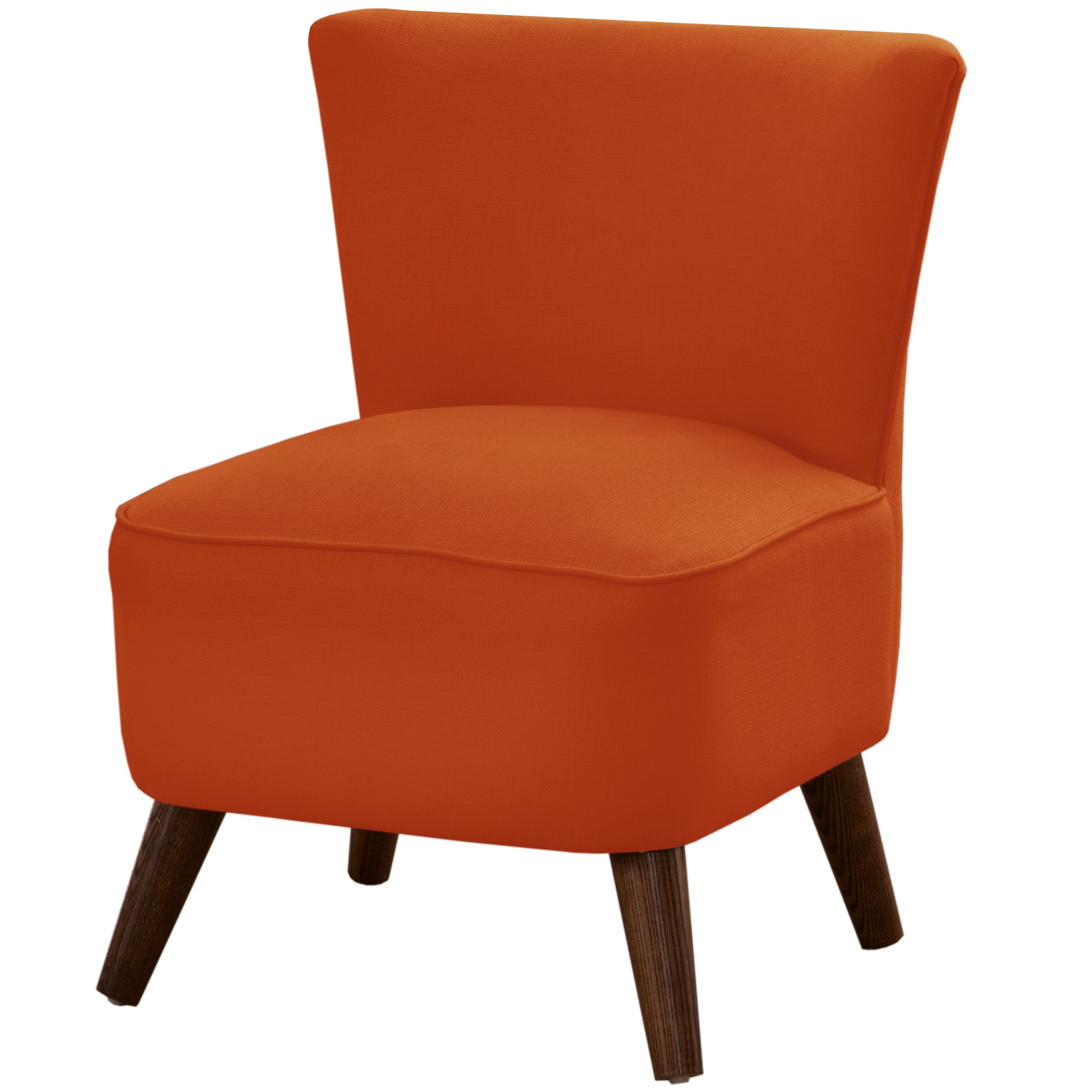 Easterling Velvet Slipper Chairs Throughout Most Recent Griner Slipper Chair (View 3 of 20)