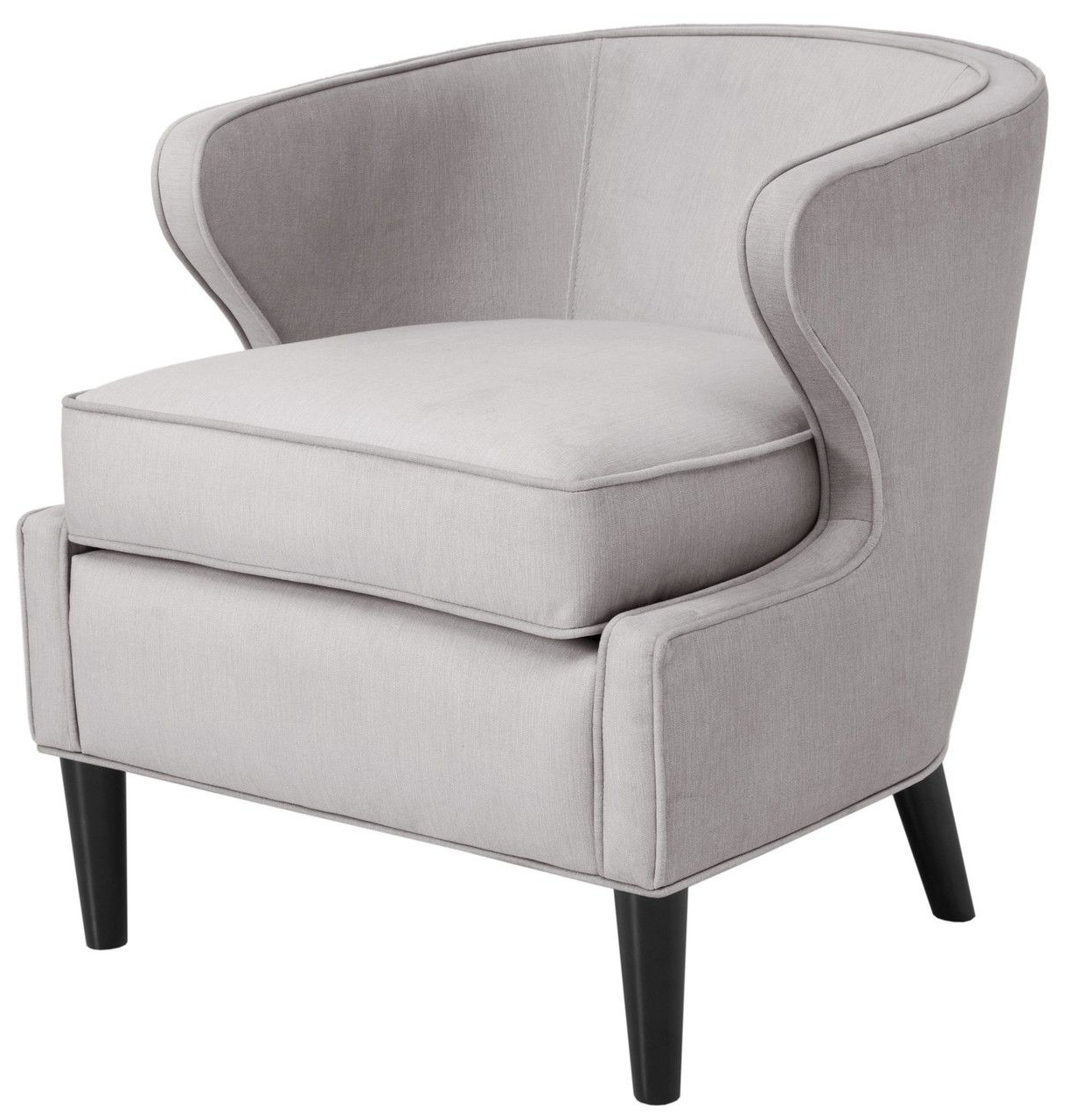 Fabric Accent Chair, Mattress (View 5 of 20)