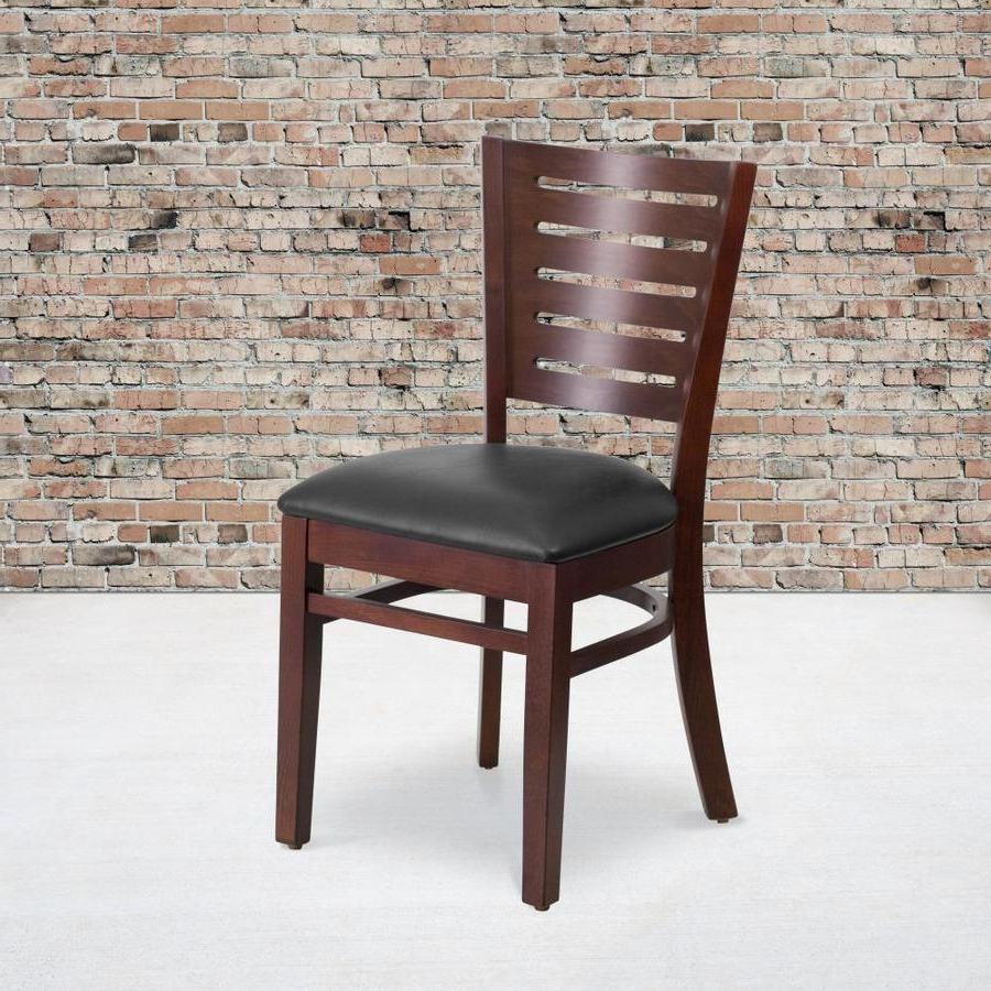 Famous Altamahaw Swoop Side Chairs For Vinyl Dining Chairs At Lowes (View 18 of 20)