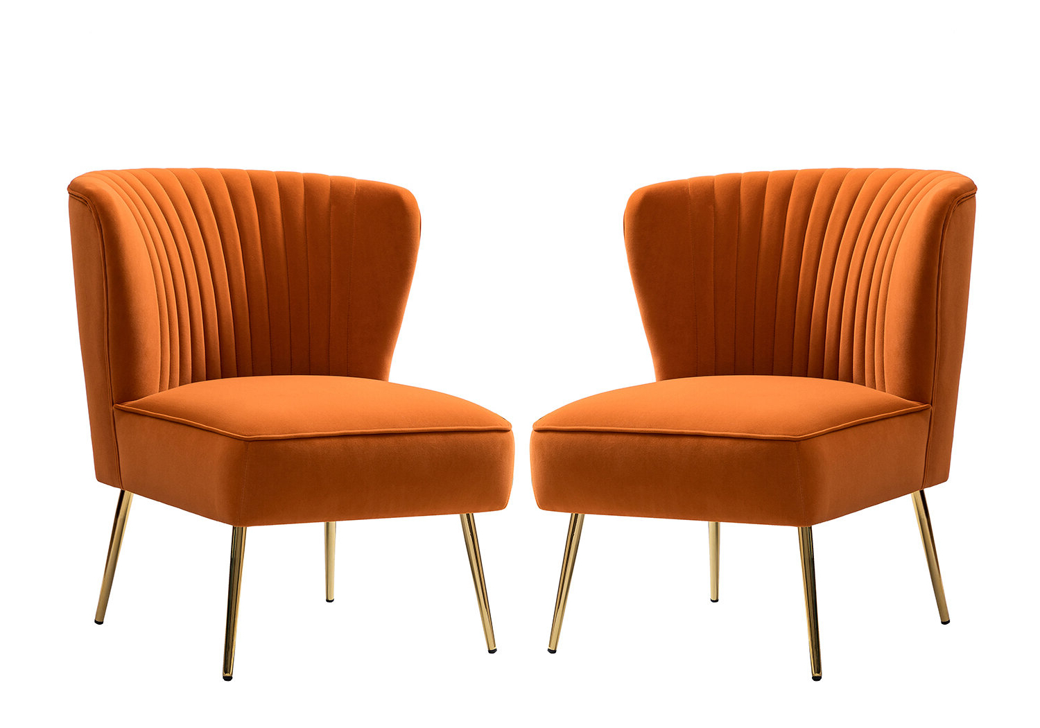 Famous Erasmus Velvet Side Chairs (set Of 2) Pertaining To Erasmus Side Chair (View 5 of 20)