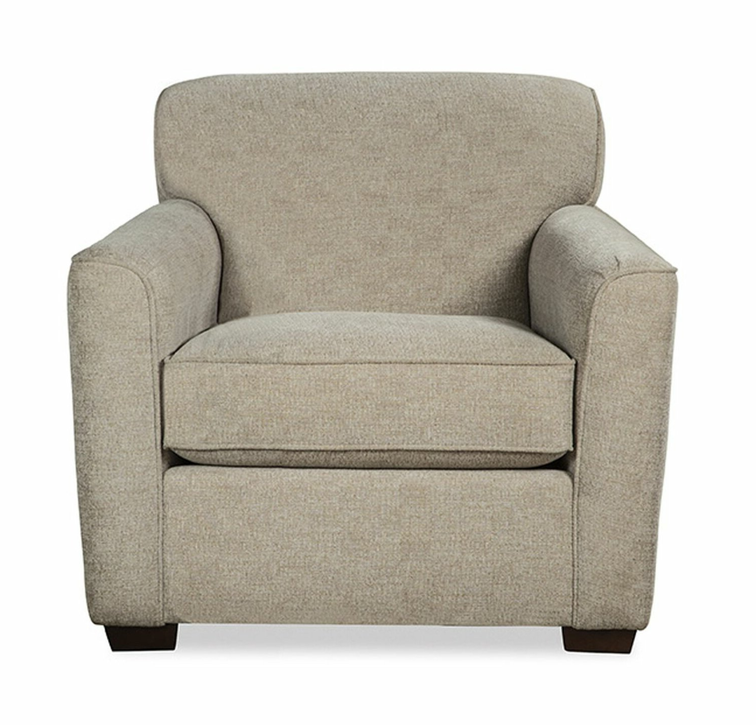 Famous Lauderdale Armchair Intended For Hanner Polyester Armchairs (View 10 of 20)