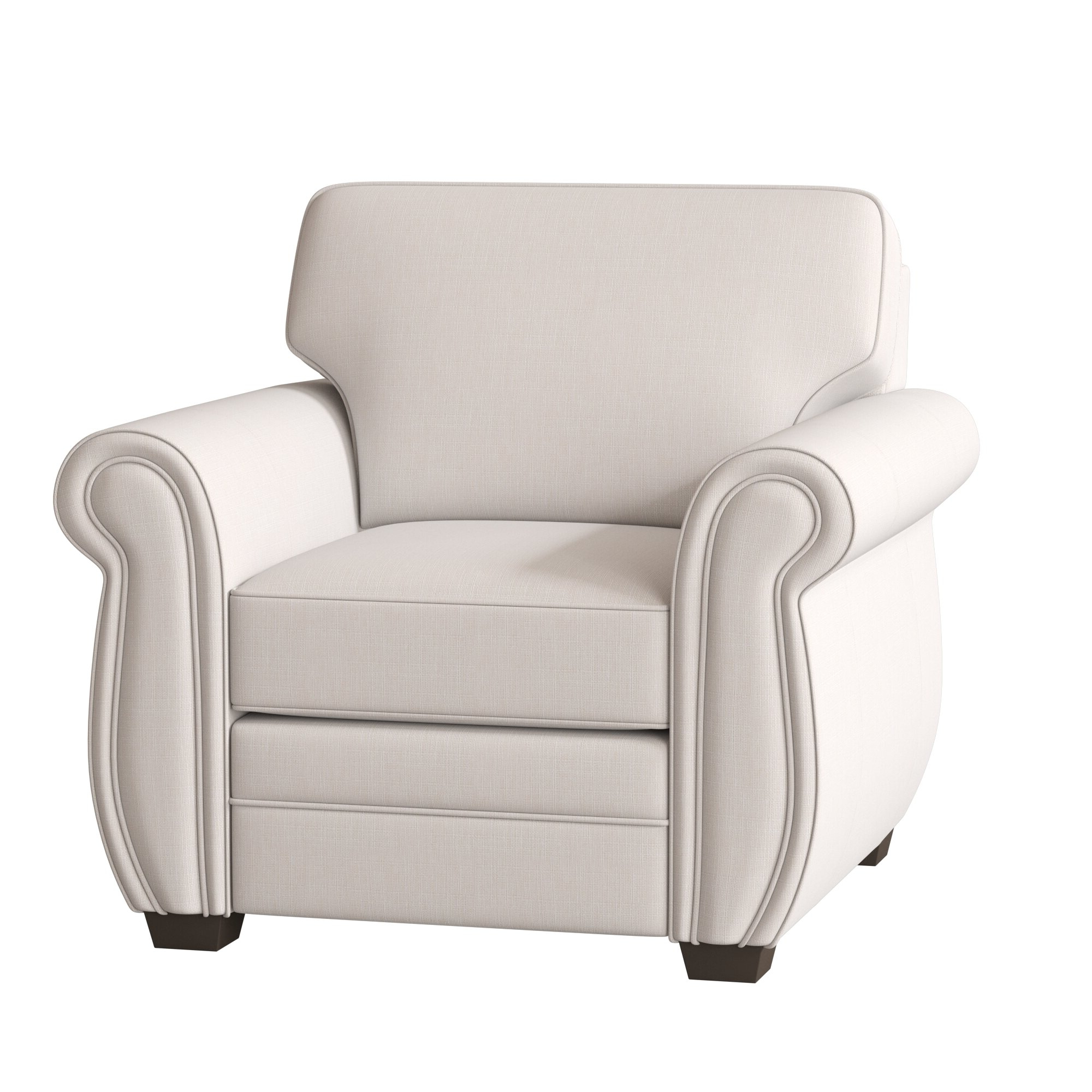 Fashionable Clifford Armchair Within Haleigh Armchairs (View 18 of 20)