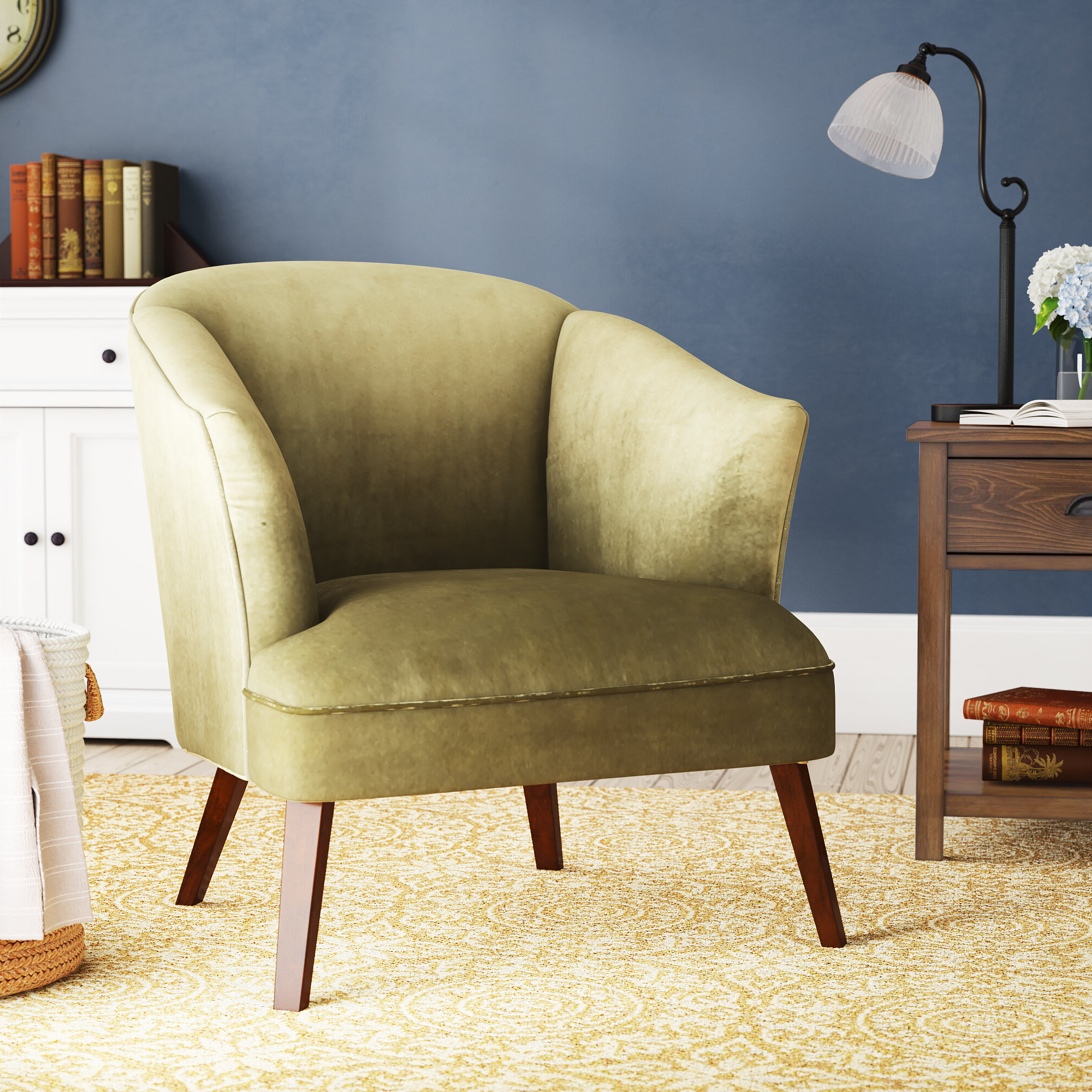 Fashionable Dominick Armchair Pertaining To Ringwold Armchairs (View 17 of 20)