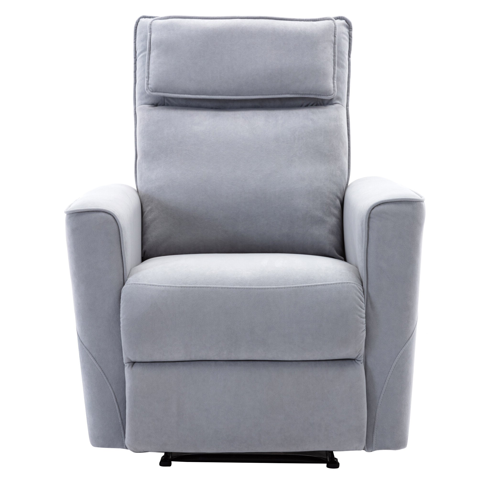 "Fashionable Hanar 30"" W Polyester Armchair Pertaining To Ronaldo Polyester Armchairs (View 6 of 20)"
