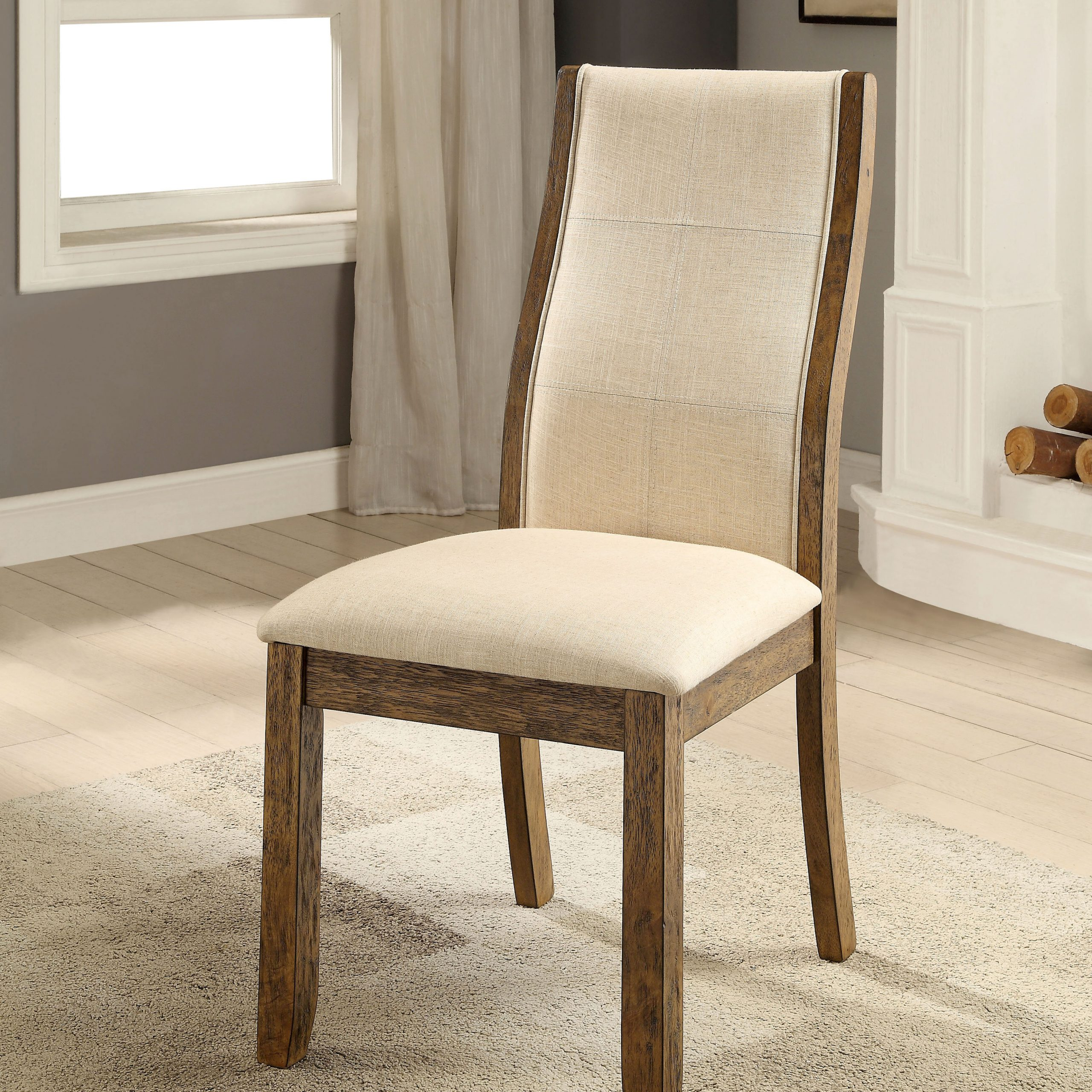 Favorite Aaliyah Parsons Chairs Intended For Latitude Run Leo Minor Solid Dining Chair (View 17 of 20)