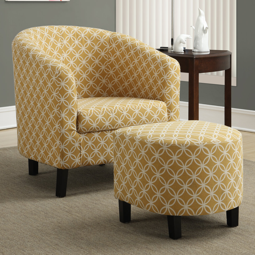 Favorite Blaithin Simple Single Barrel Chairs Throughout Chaithra (View 8 of 20)
