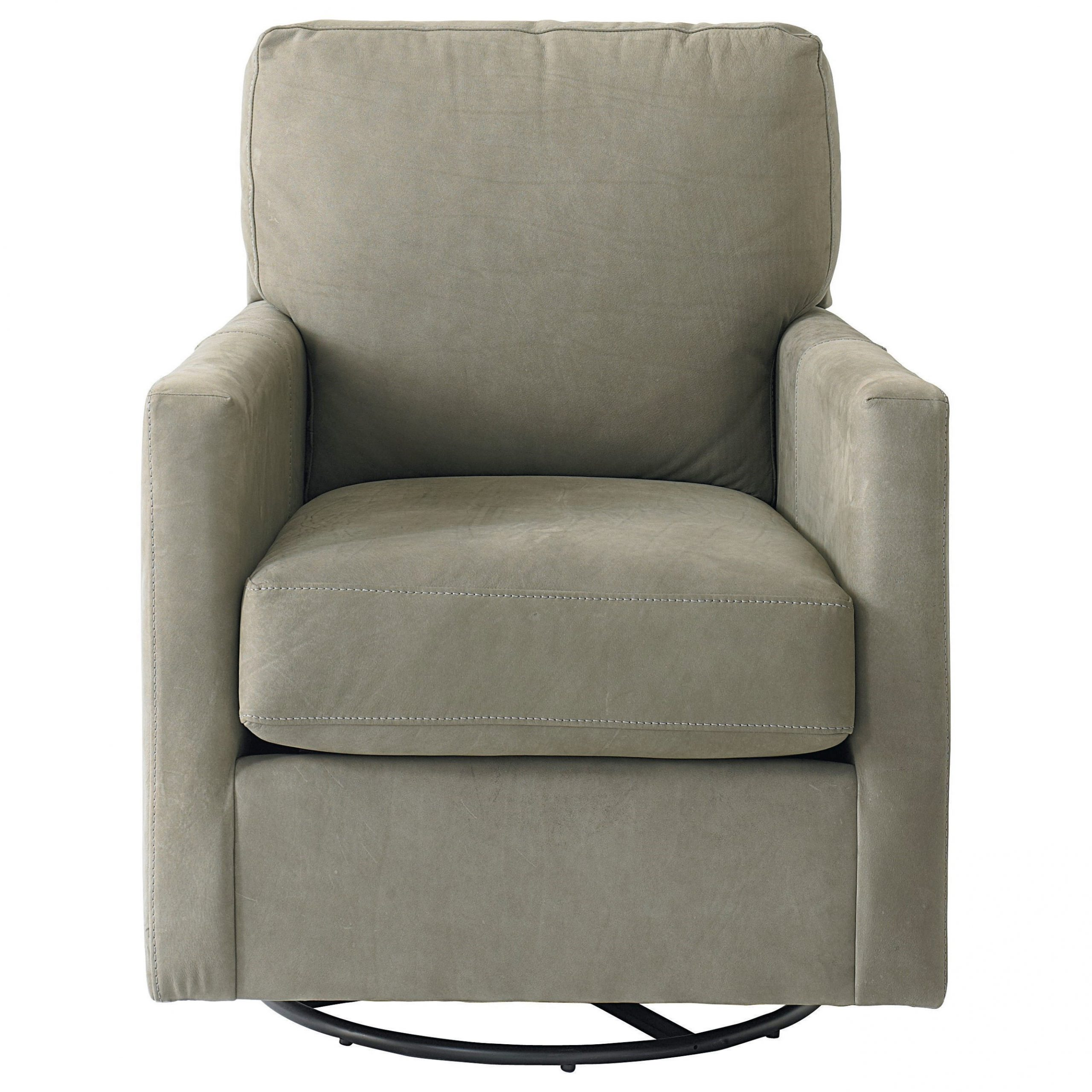 Favorite Trent Side Chairs In Bassett Trent Contemporary Swivel Glider Chair With Track (View 18 of 20)