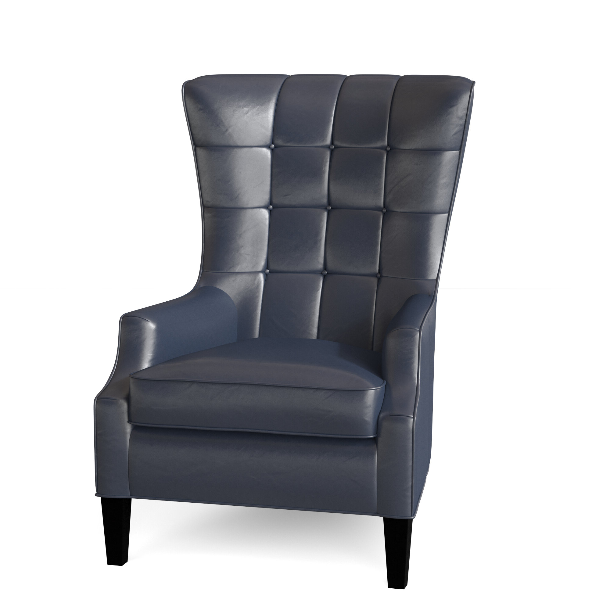 Gallin Wingback Chairs Pertaining To Most Recent Wingback Accent Chairs You'll Love In (View 2 of 20)