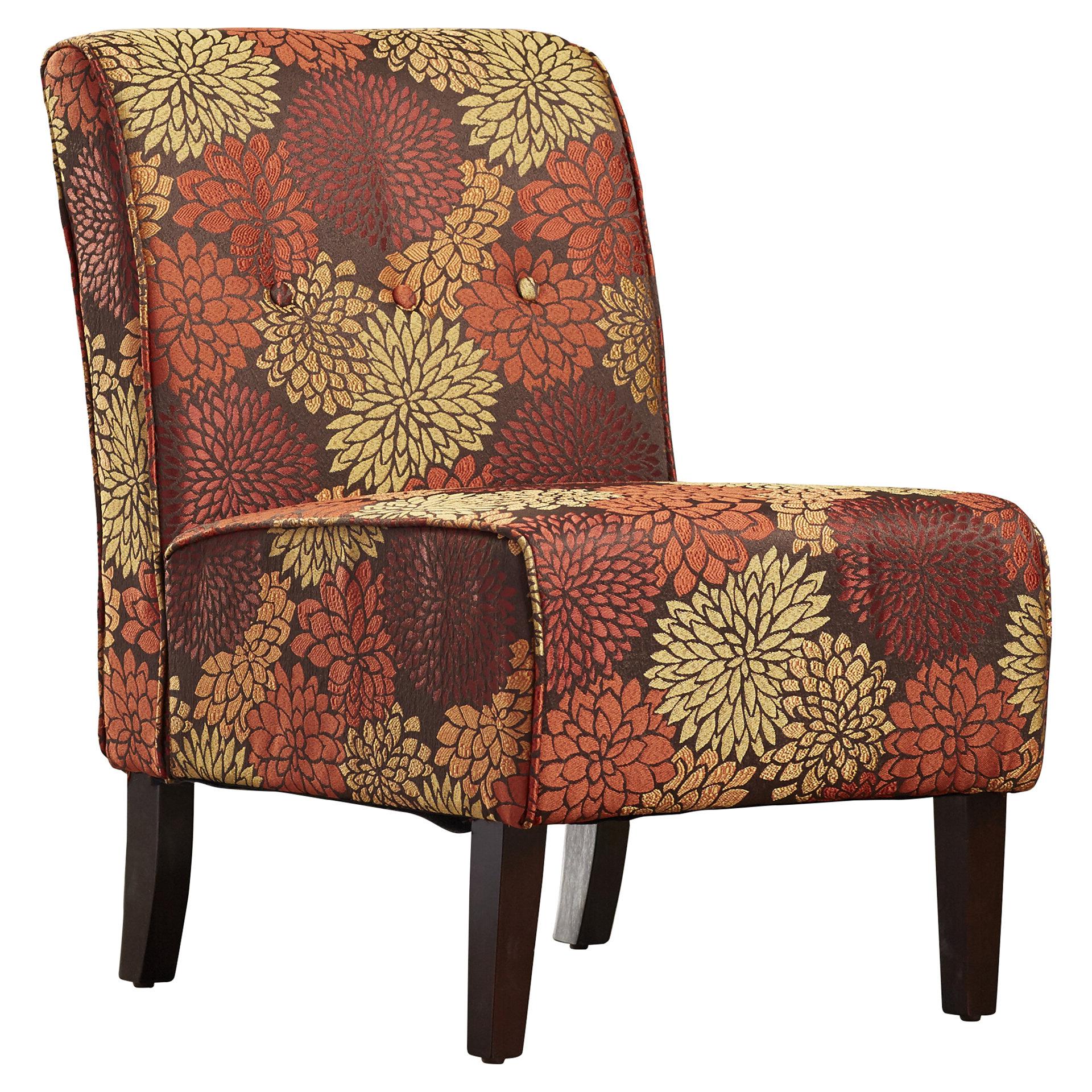 """Gozzoli Slipper Chairs Pertaining To Preferred Bram 23"""" Slipper Chair (View 8 of 20)"""