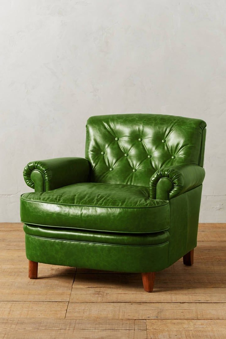 Green Hue Lends 60s Soulfulness Bolero Corrigan Chair (View 17 of 20)
