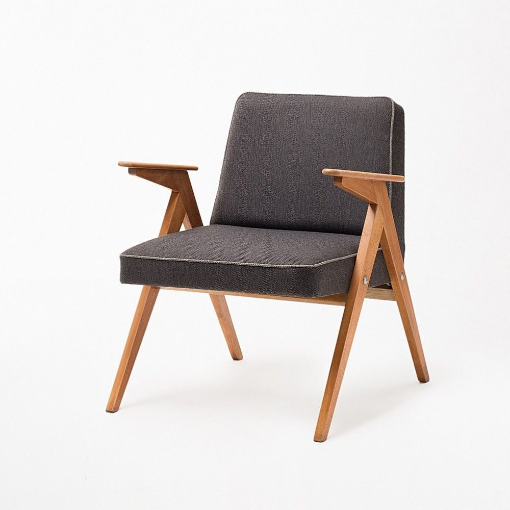 Helder Armchairs Throughout Popular Type 300 177 Bunny Armchairgościcino Furniture Factory (View 17 of 20)