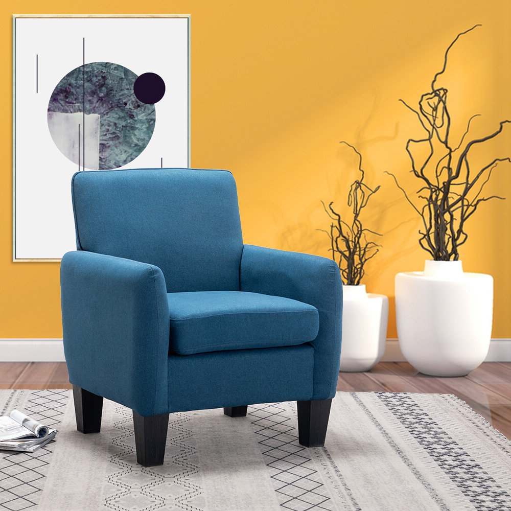 Hiltz Armchairs Pertaining To Latest Ajaden Armchair (View 12 of 20)