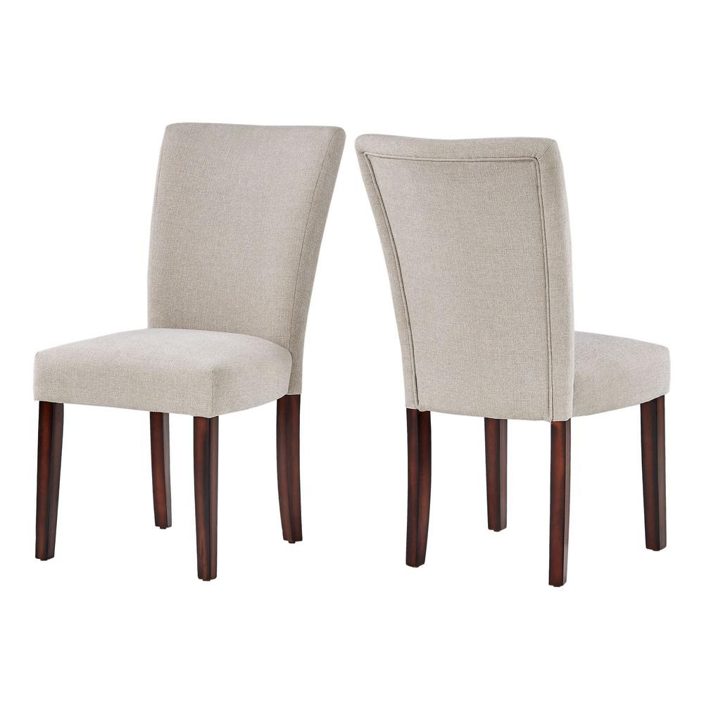 [%homesullivan Espresso Beige Heathered Weave Parson Chair (set Of 2) 40721s Bew[2pc] – The Home Depot In Fashionable Aime Upholstered Parsons Chairs In Beige|aime Upholstered Parsons Chairs In Beige Pertaining To Fashionable Homesullivan Espresso Beige Heathered Weave Parson Chair (set Of 2) 40721s Bew[2pc] – The Home Depot|famous Aime Upholstered Parsons Chairs In Beige Inside Homesullivan Espresso Beige Heathered Weave Parson Chair (set Of 2) 40721s Bew[2pc] – The Home Depot|favorite Homesullivan Espresso Beige Heathered Weave Parson Chair (set Of 2) 40721s Bew[2pc] – The Home Depot Throughout Aime Upholstered Parsons Chairs In Beige%] (View 2 of 20)
