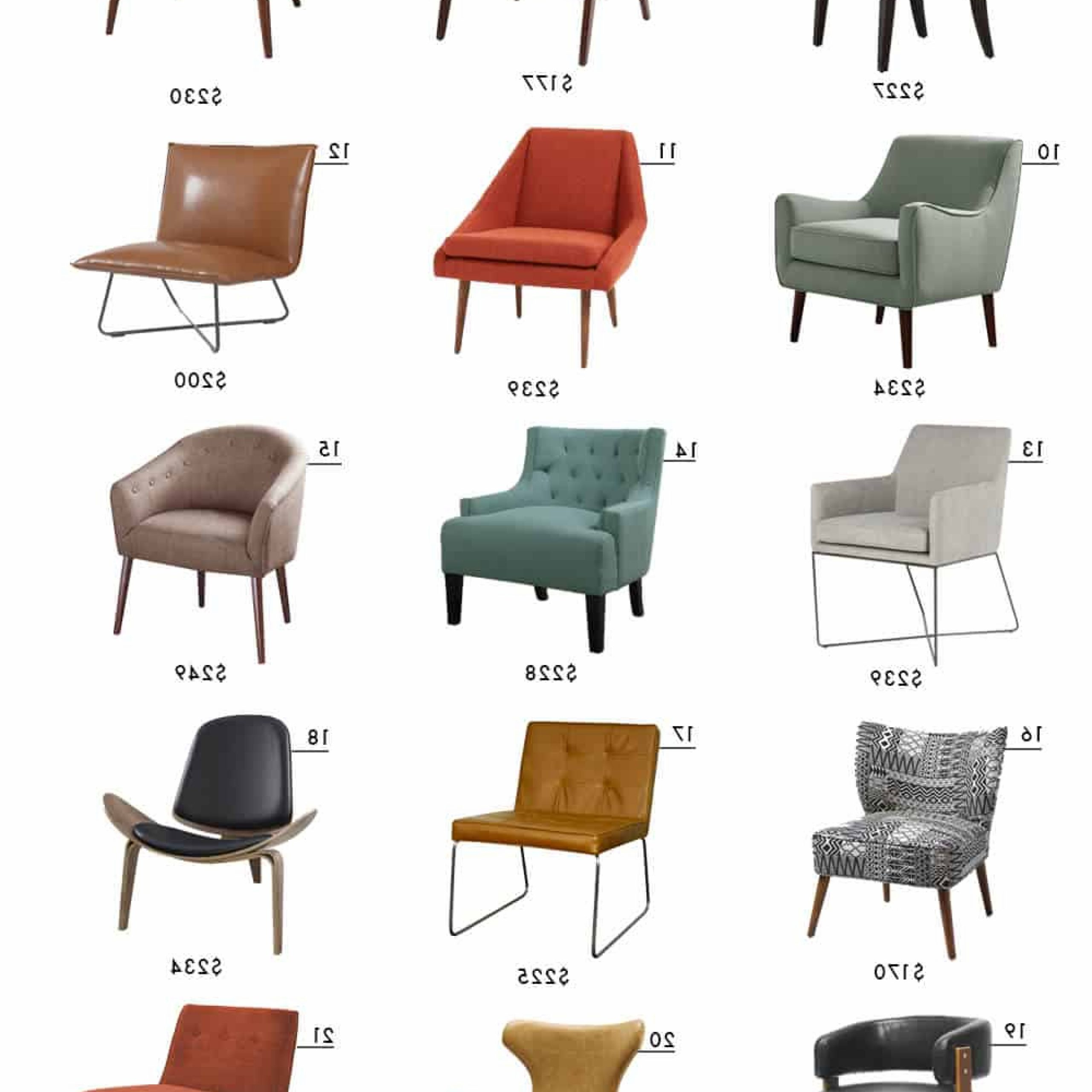 Hutchinsen Polyester Blend Armchairs With Popular Affordable Accent Chair Roundup (View 7 of 20)