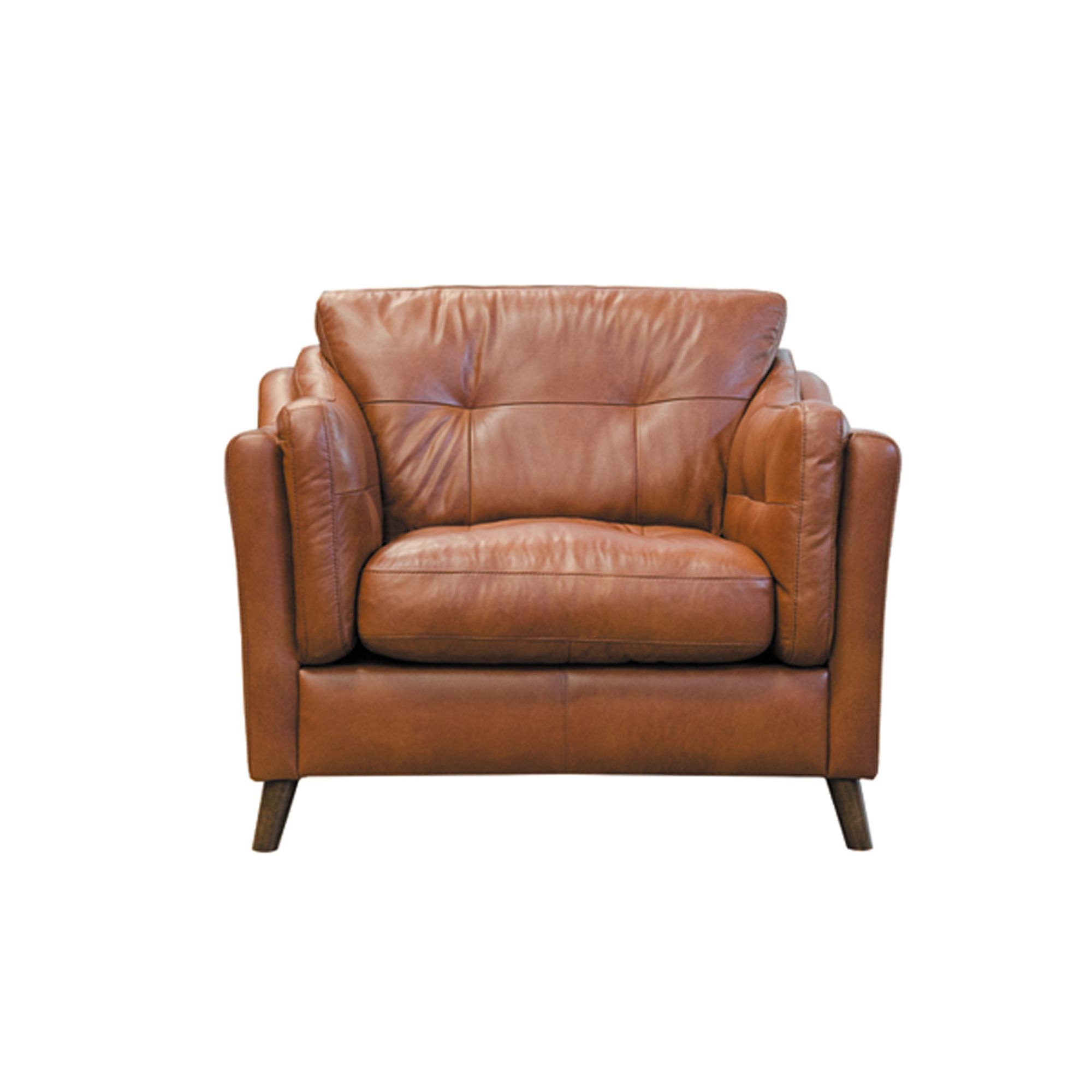 James Armchairs Throughout Newest Alexander & James Saddler Armchair Tote Leather (View 16 of 20)
