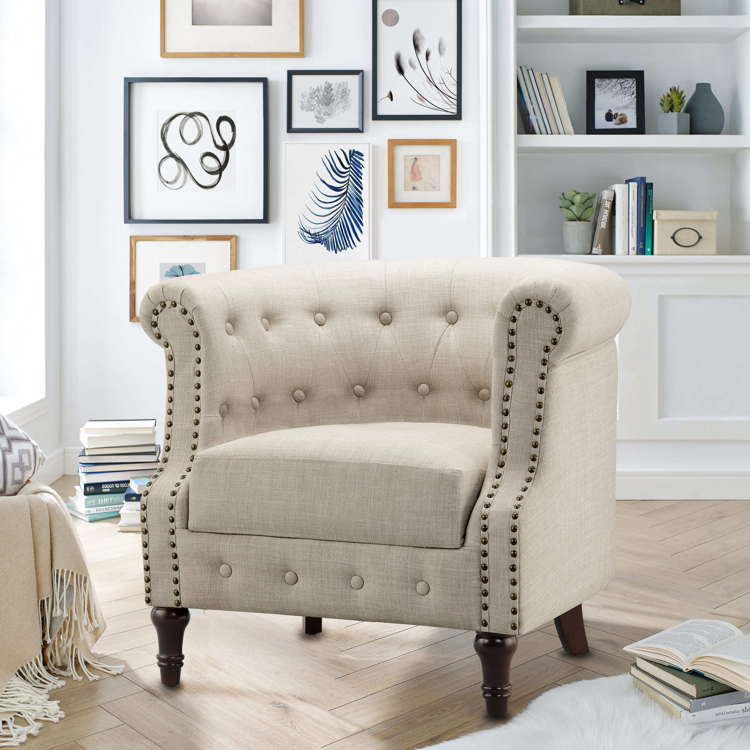Featured Photo of Kjellfrid Chesterfield Chairs