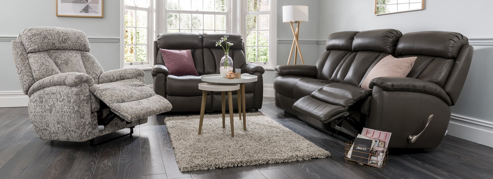 La Z Boy – Brands – Furniture World Within 2020 Georgina Armchairs (set Of 2) (View 17 of 20)