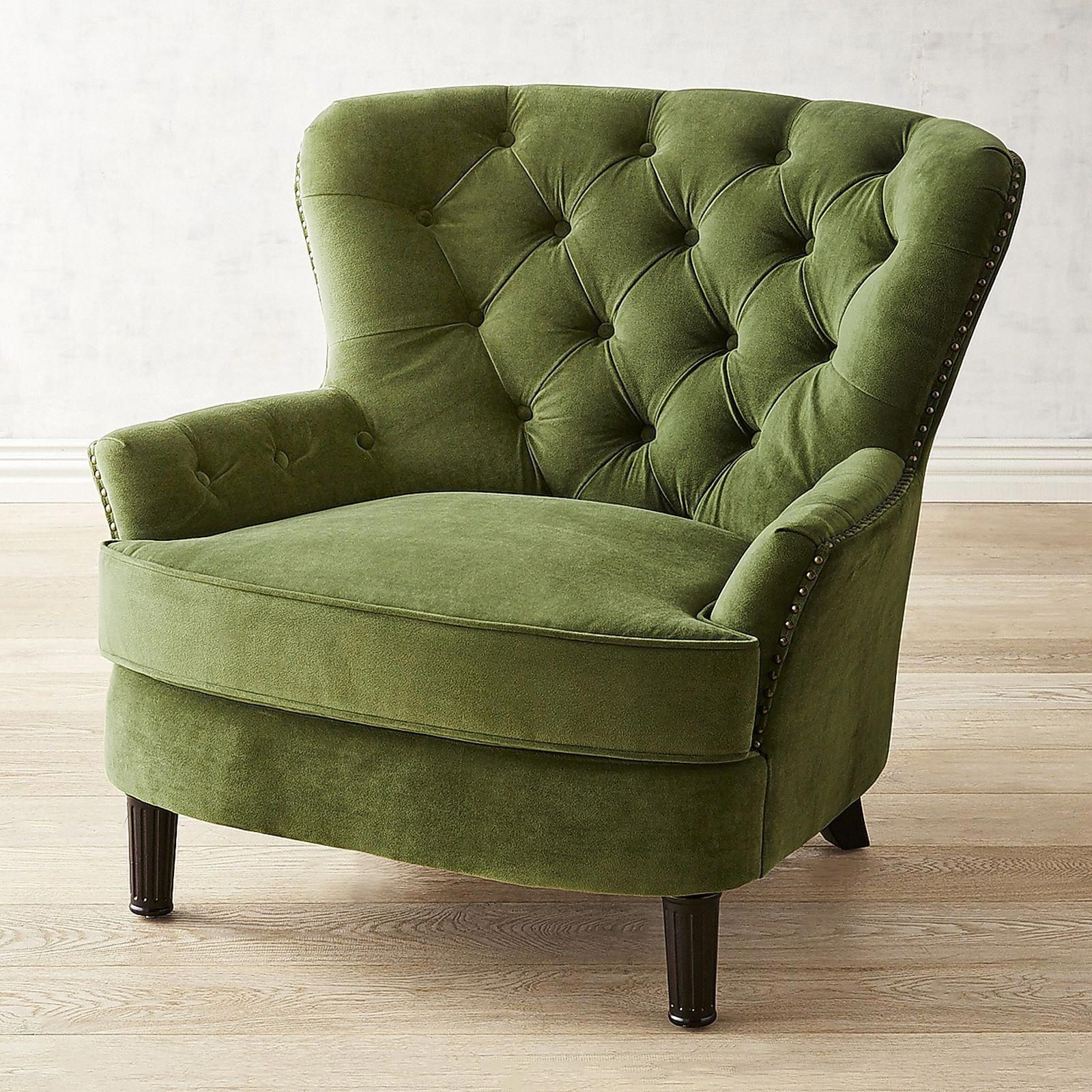Latest Dang! I Genuinely Prefer This Coloring For These Regarding Didonato Tufted Velvet Armchairs (View 18 of 20)