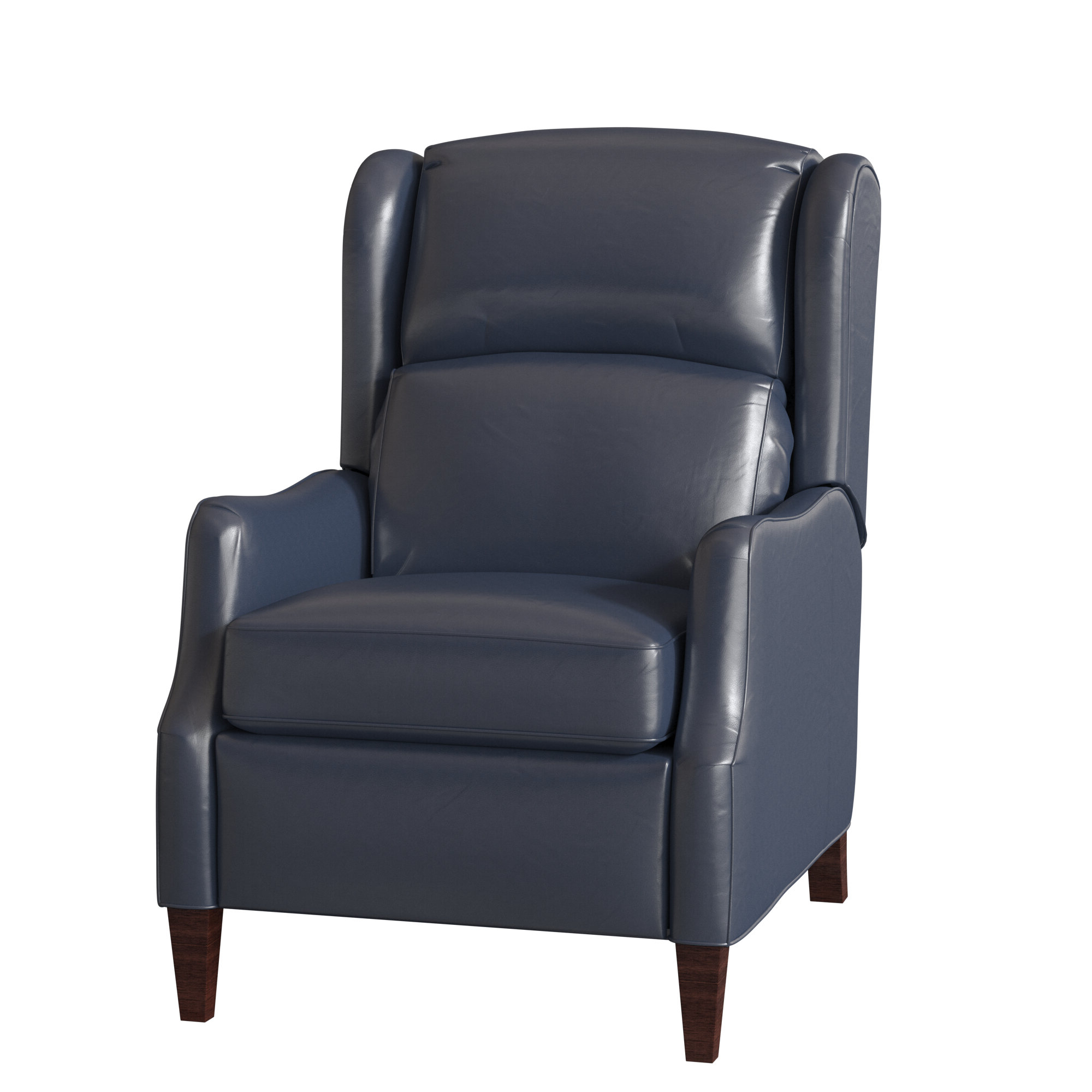Latest Gallin Wingback Chairs Within Wingback Accent Chairs You'll Love In (View 7 of 20)