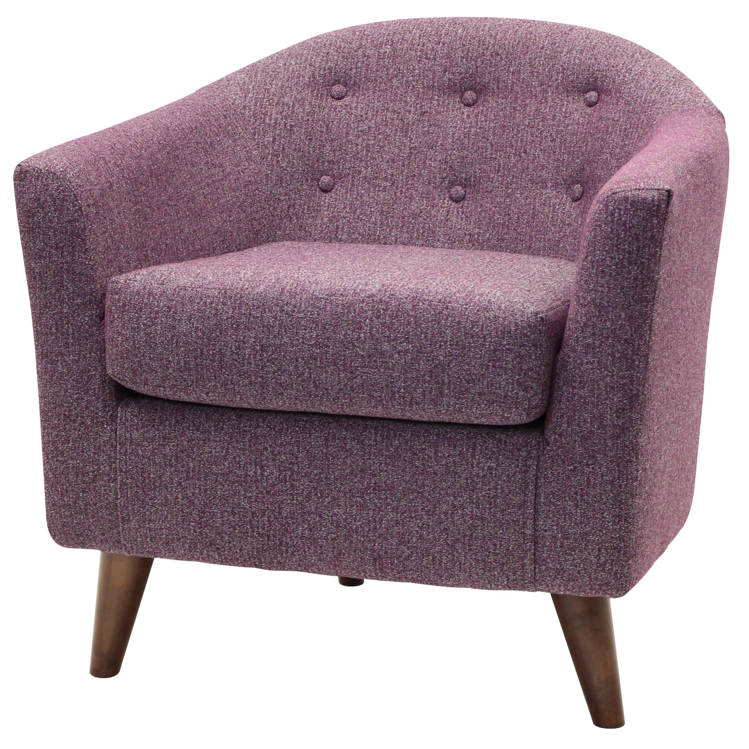 """Latest Navin Barrel Chairs Intended For Navin 20"""" Barrel Chair (View 3 of 20)"""