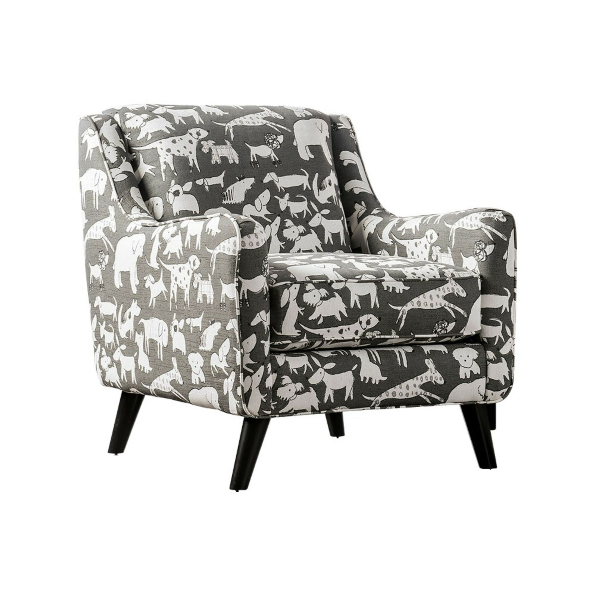 Lavergne Armchair With Regard To Famous Myia Armchairs (View 20 of 20)