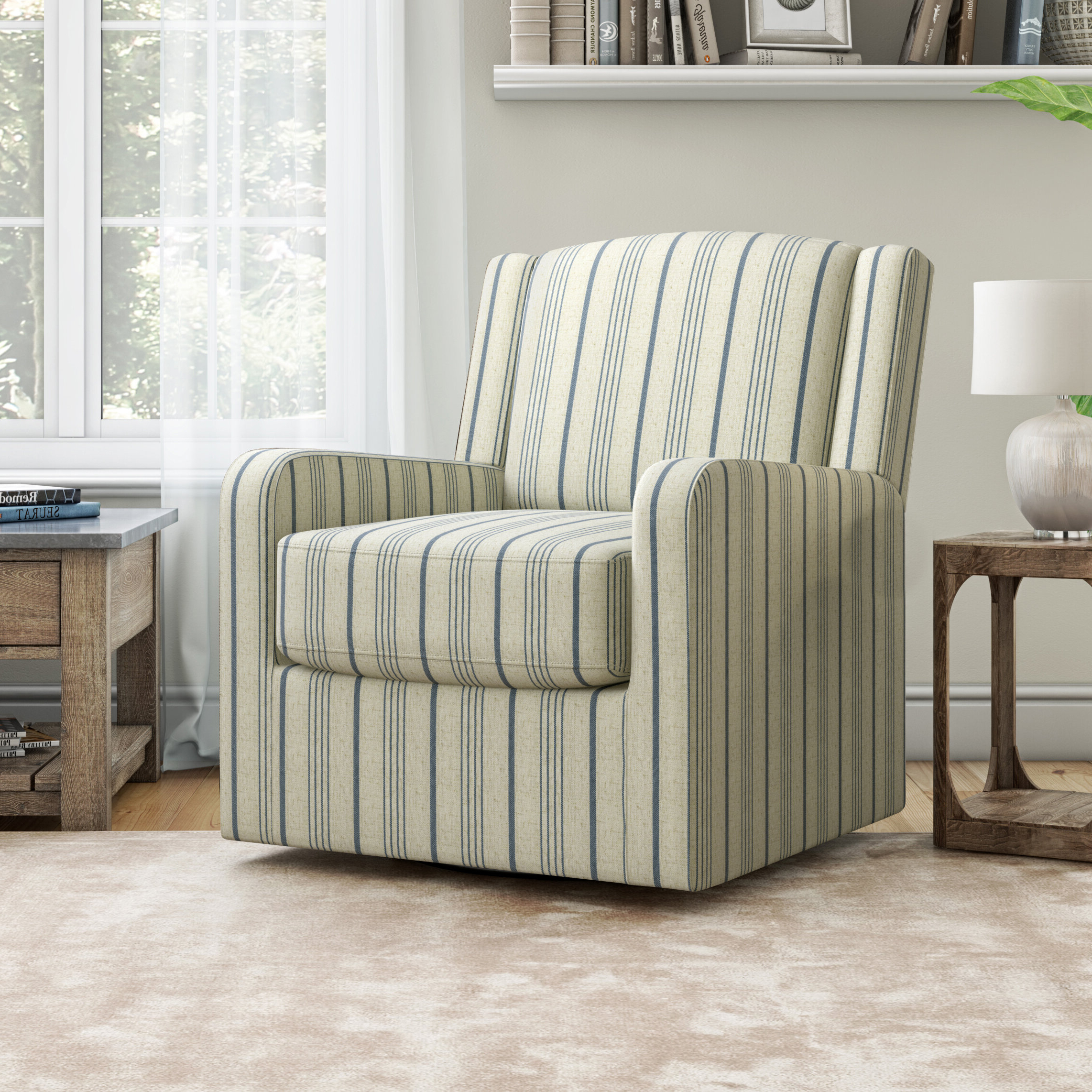 Lee Robinson Swivel Armchair Throughout Famous Zalina Swivel Armchairs (View 9 of 20)