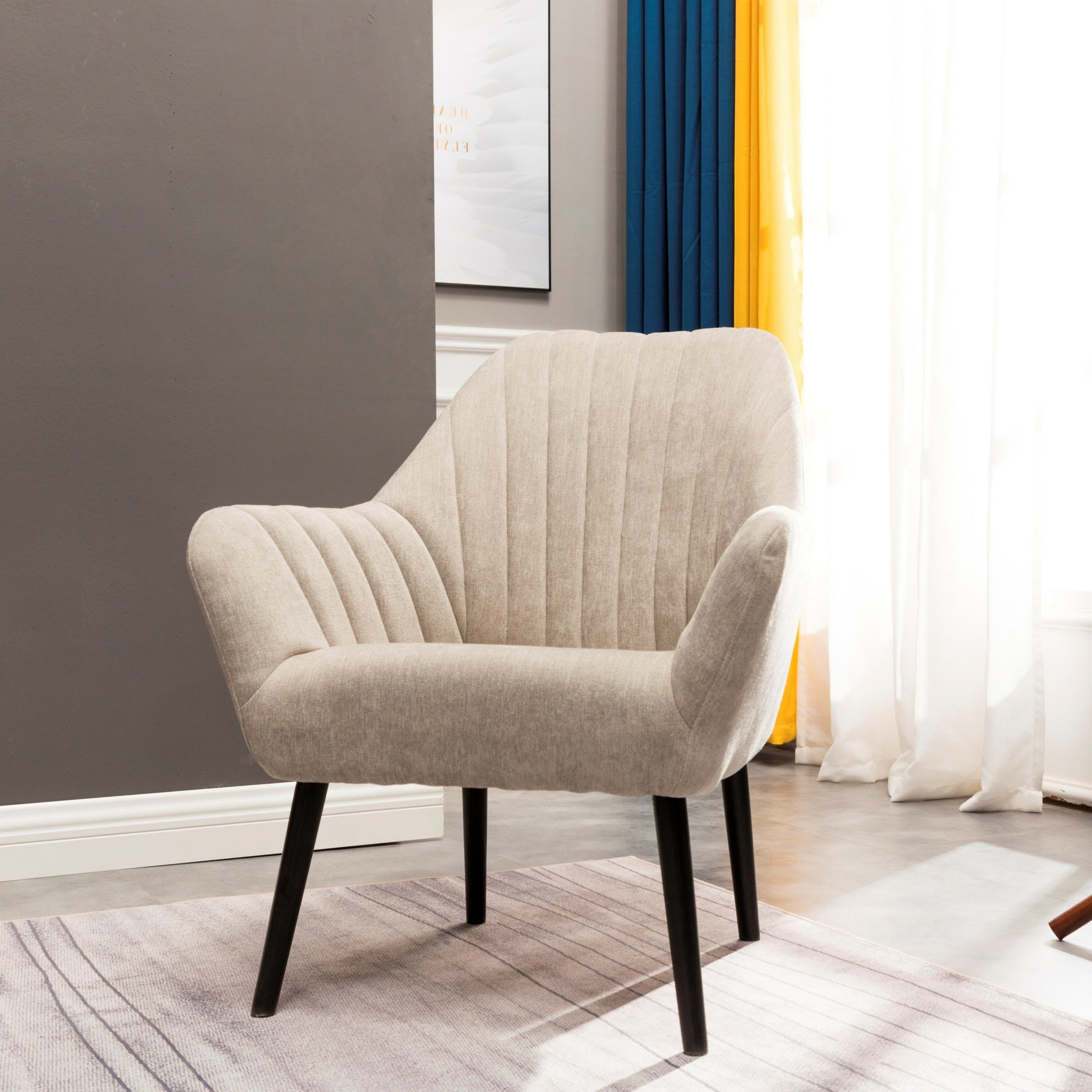 Leppert Armchairs In Most Recently Released Alcera Armchair (View 3 of 20)