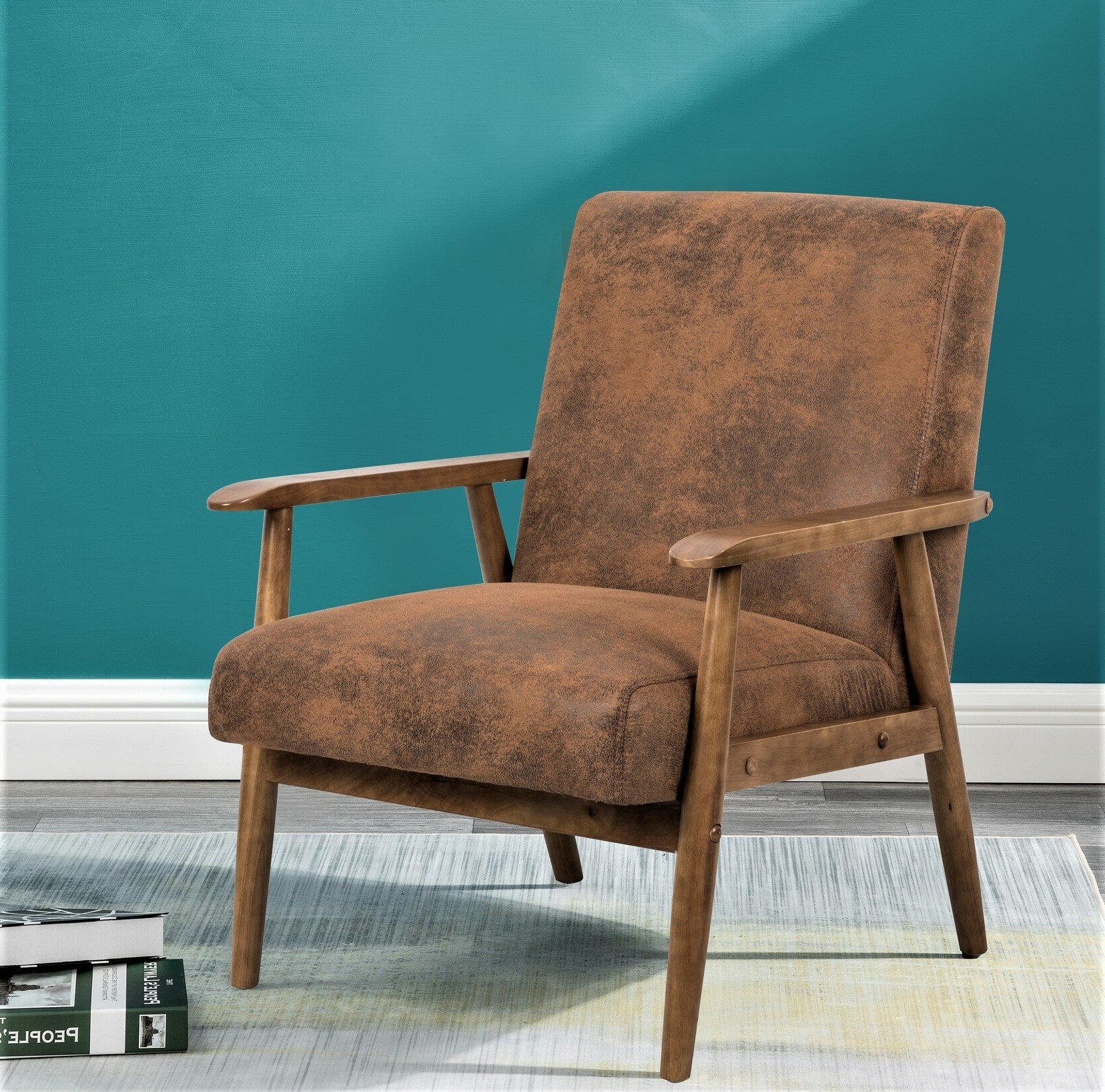 """Leppert Armchairs Intended For Trendy Damm 21"""" Armchair (View 8 of 20)"""