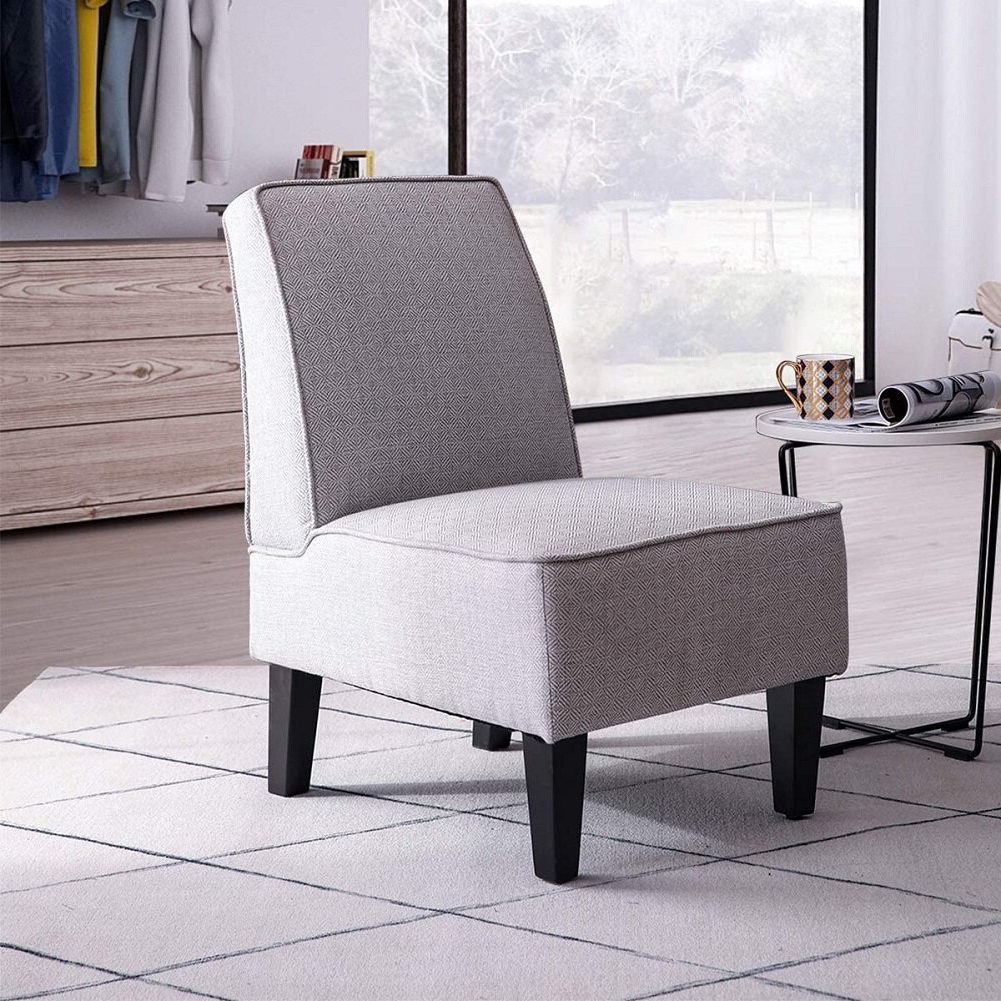 Linen Slipper Accent Chairs You'll Love In (View 15 of 20)