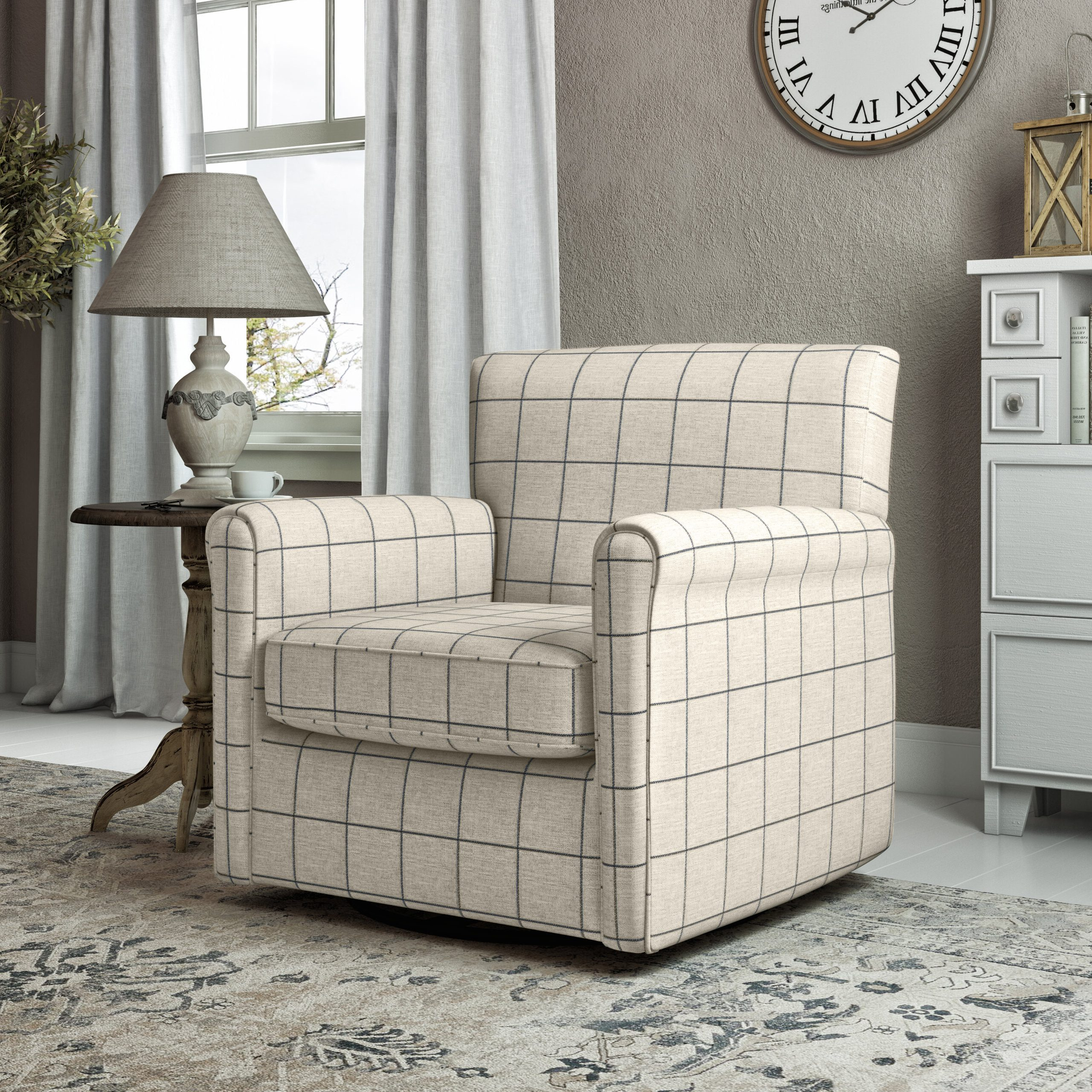 Loftus Swivel Armchairs For Preferred Leamont Swivel Armchair (View 11 of 20)