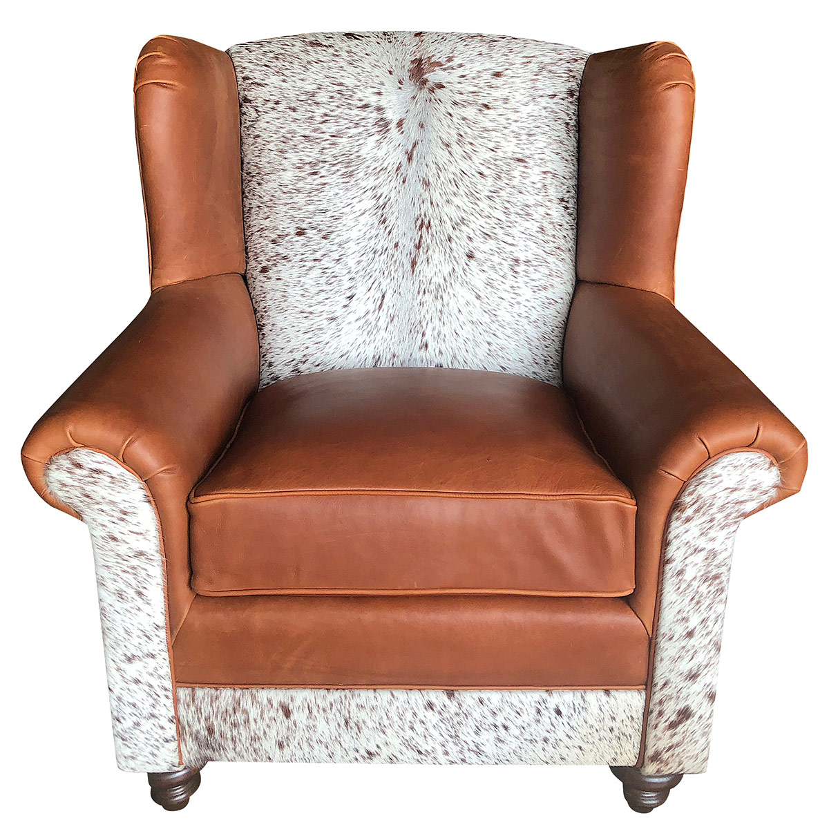 Longhorn Oversized Wingback Chair For Preferred Sweetwater Wingback Chairs (View 13 of 20)