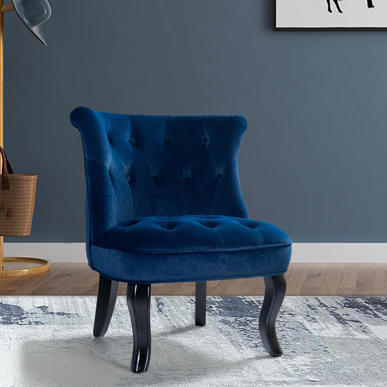 Featured Photo of Maubara Tufted Wingback Chairs