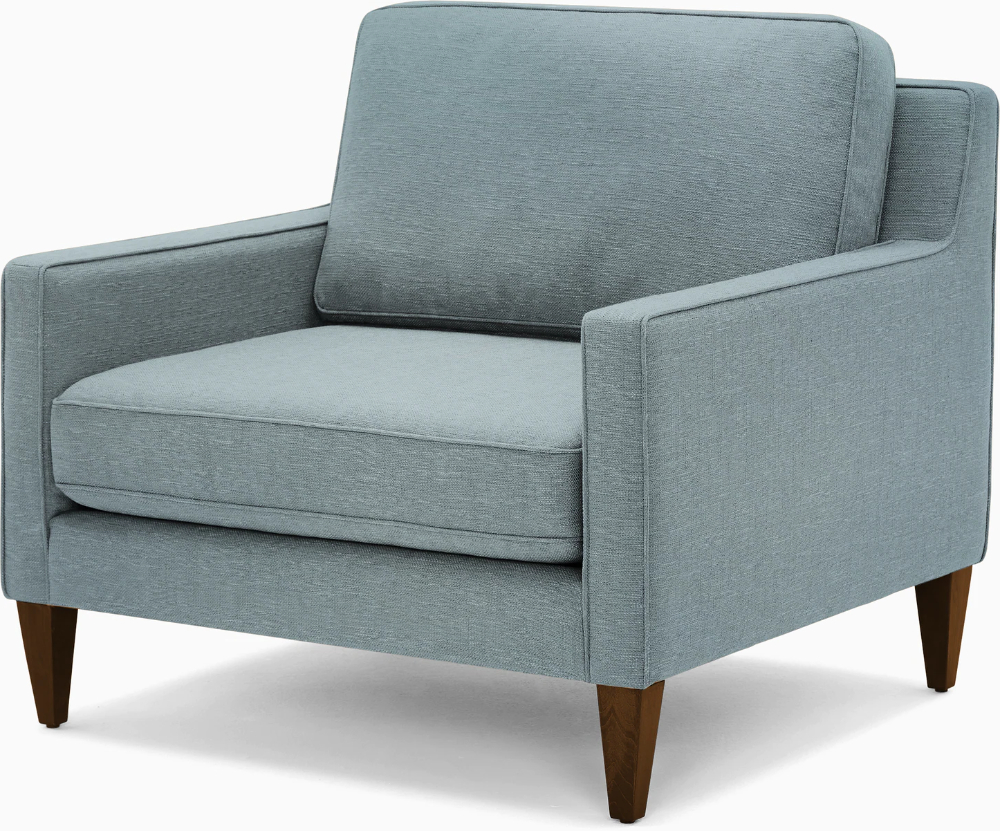 Mid Century Modern Chair, Chair, Modern Chairs Regarding Most Current Lenaghan Wingback Chairs (View 5 of 20)
