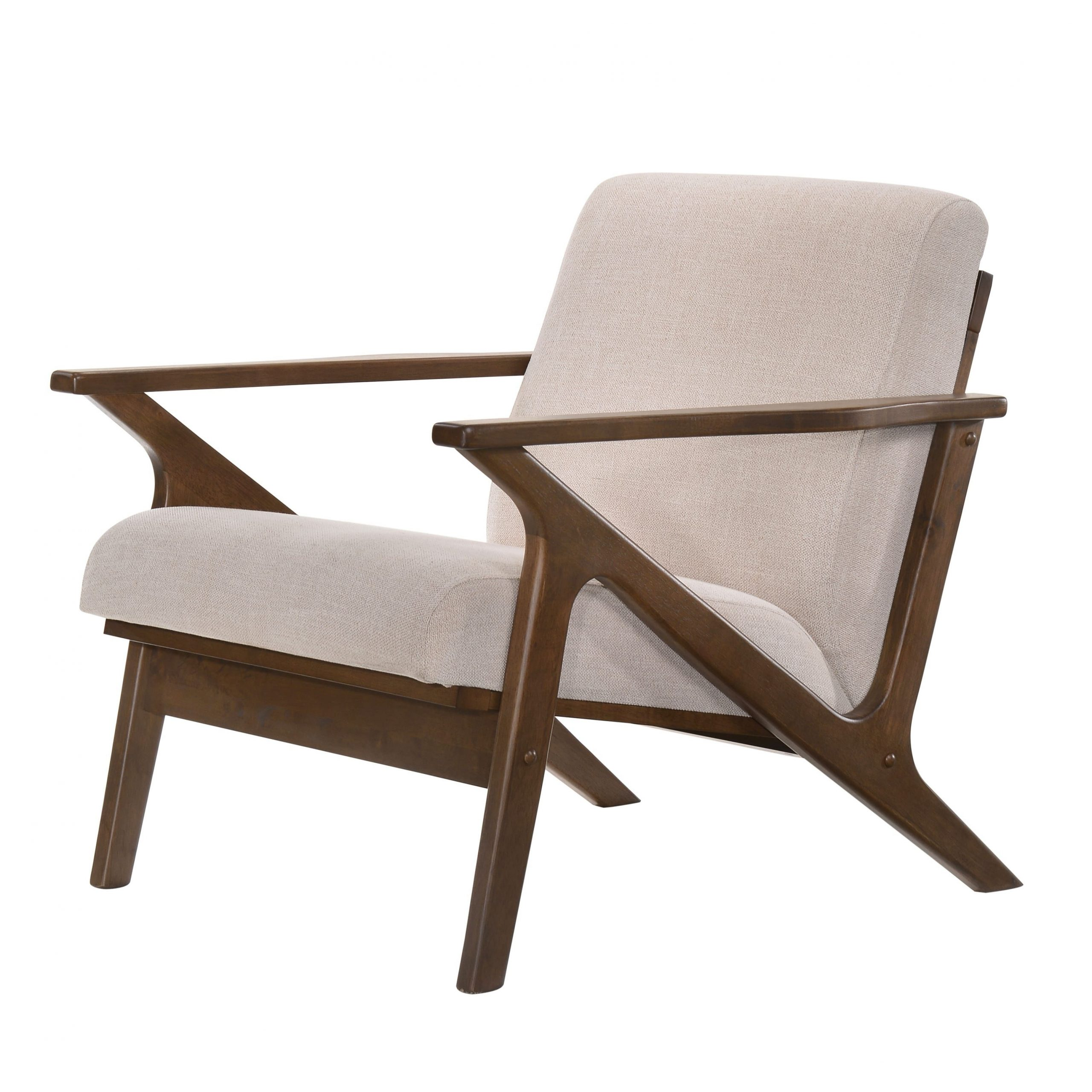 Mid Century Modern Lounge Chairs For 2020 Ronaldo Polyester Armchairs (View 12 of 20)