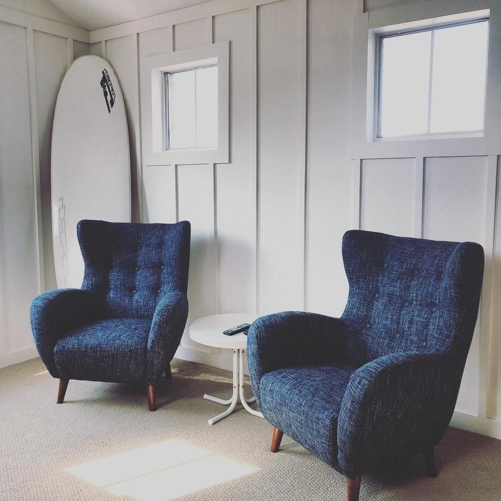Mod Blue Berry Armchair (View 19 of 20)