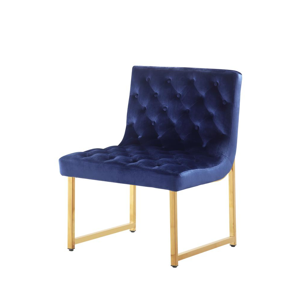 Most Current Asbury Navy Accent Chair – Walmart Intended For Asbury Club Chairs (View 14 of 20)