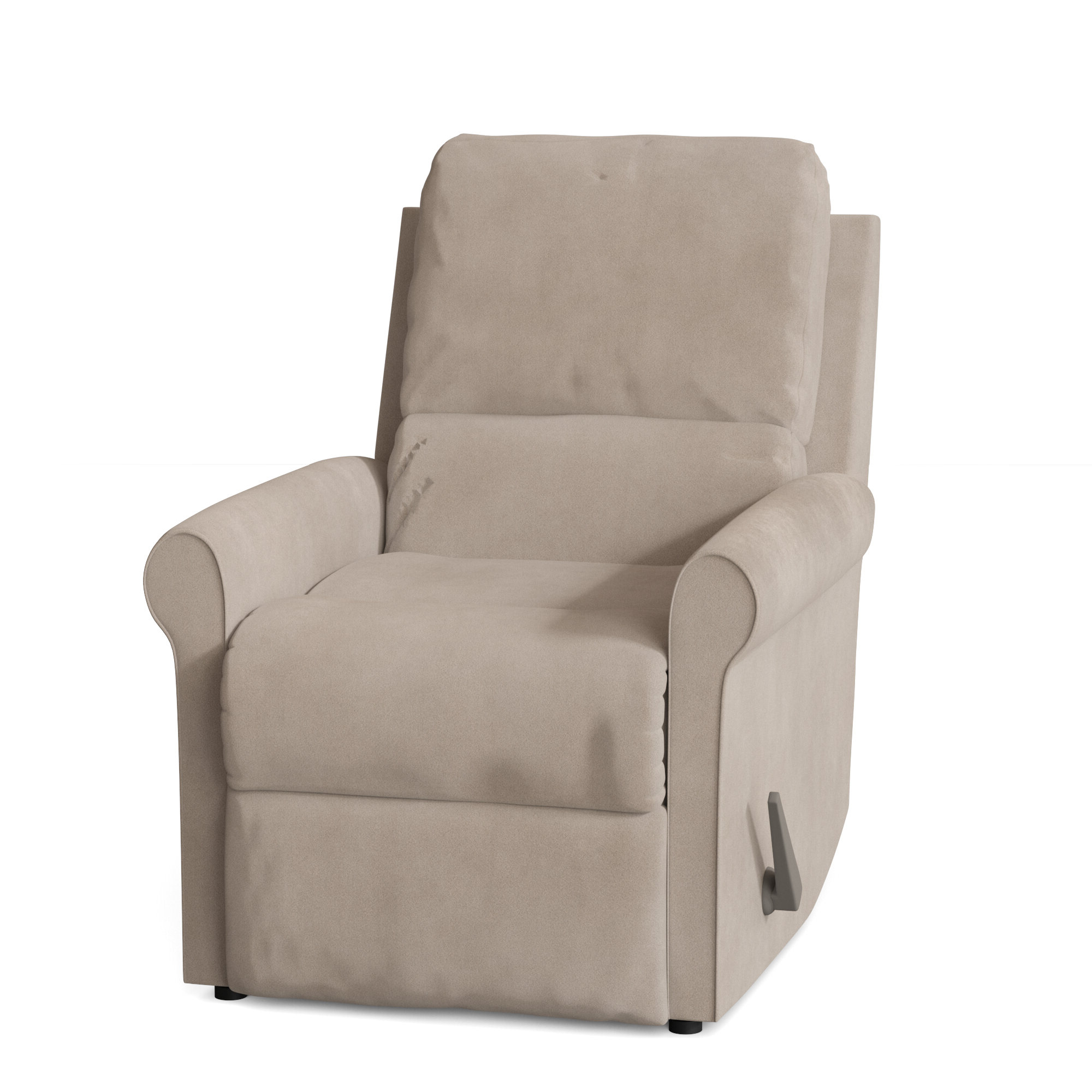 Most Current Filton Manual Rocker Recliner Within Filton Barrel Chairs (View 17 of 20)