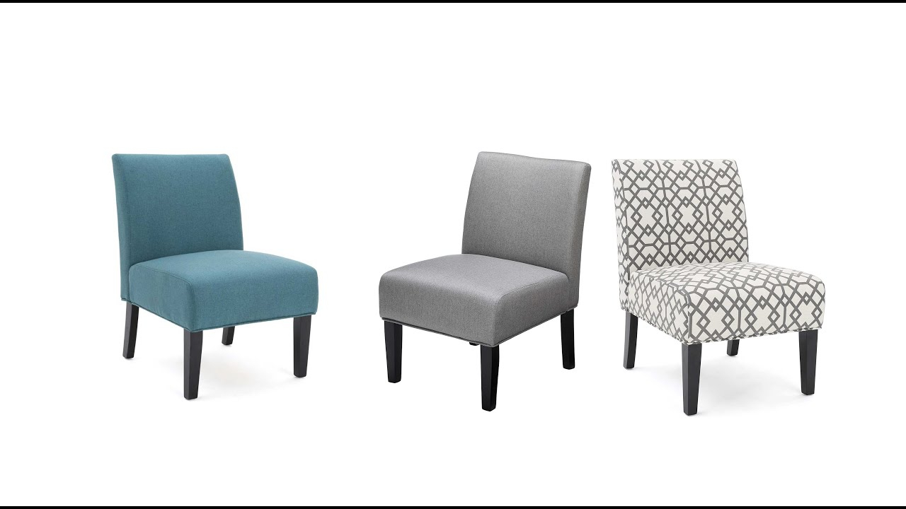 Most Current Gozzoli Slipper Chairs With Regard To Best Kassi Fabric Accent Chair (View 14 of 20)