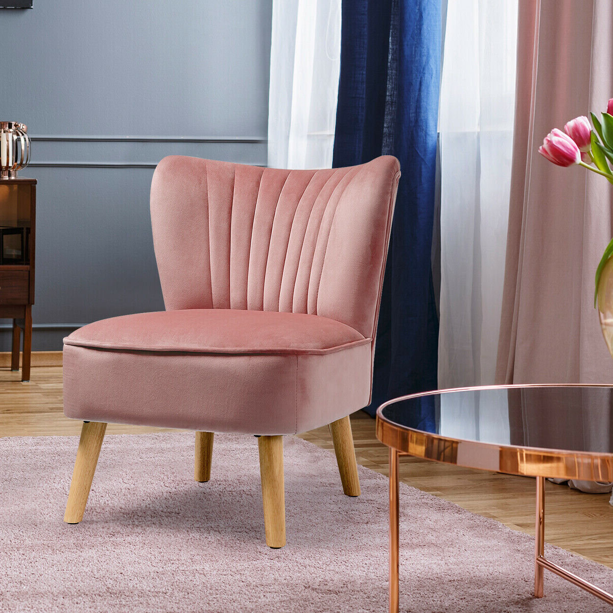 Most Current Modern & Contemporary Slipper Accent Chairs You'll Love In Regarding Wadhurst Slipper Chairs (View 16 of 20)