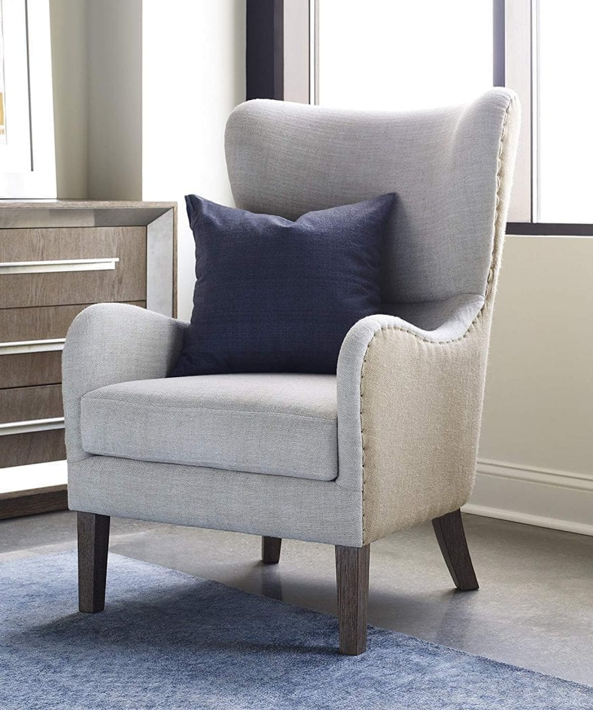 Most Popular 16 Best Wingback Chairs 2020 (reviews & Buyers Guide) Throughout Bouck Wingback Chairs (View 15 of 20)