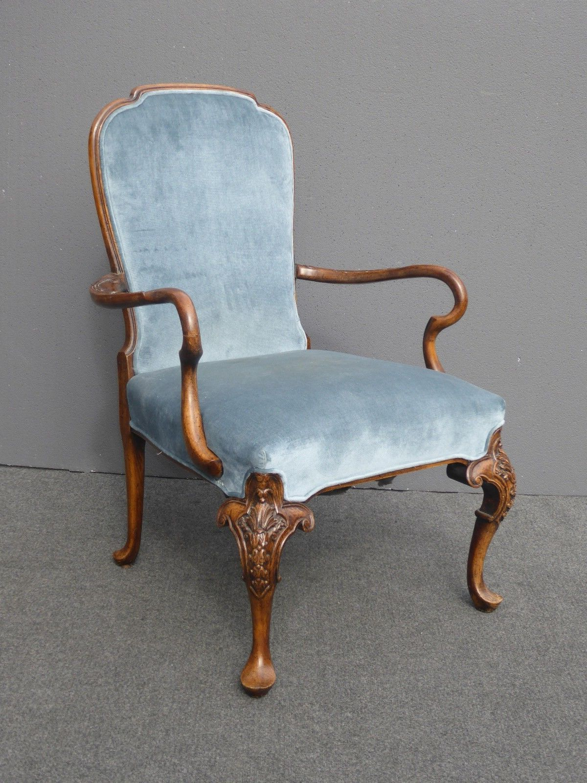 Most Popular Easterling Velvet Slipper Chairs In Solid And Firm (View 15 of 20)