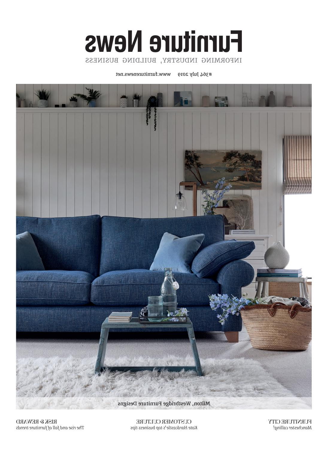 Most Popular Furniture News #364gearing Media Group Ltd – Issuu Pertaining To Harmon Cloud Barrel Chairs And Ottoman (View 19 of 20)