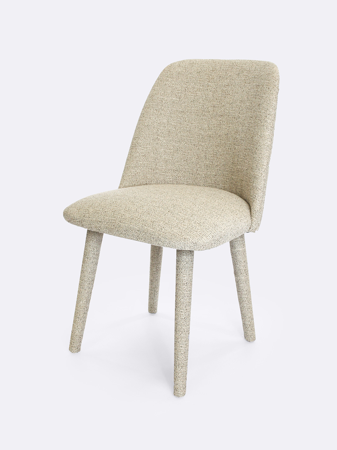 Most Popular Victoria Chair – The Rug Collection Pertaining To Chiles Linen Side Chairs (View 6 of 20)